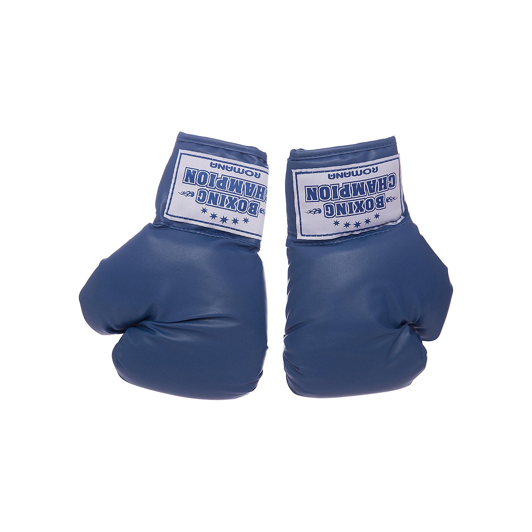 Боксерские перчатки для детей 10-12 лет, ROMANAИнвентарь для бокса<br>Боксерские перчатки – незаменимый аксессуар при занятии боксом. Бокс – спорт, который научит малыша уверенной координации, подарит крепкие мышцы и разовьет отличную физическую форму. Данная модель предназначена как дополнительный элемент к детскому домашнему спортивному комплексу для занятий боксом. Перчатки легко очищаются даже от самых сложных загрязнений. Материалы, использованные при изготовлении изделия, абсолютно безопасны для детей и отвечают всем международным требованиям по качеству. <br><br>Дополнительная информация: <br><br>цвет: синий;<br>возраст: 10 - 12 лет;<br>вес: 274 г;<br>габариты: 26 х 15 х 9 см;<br>материал: искусственная кожа.<br><br>Детские боксерские перчатки от компании ROMANA можно приобрести в нашем магазине.<br><br>Ширина мм: 500<br>Глубина мм: 350<br>Высота мм: 200<br>Вес г: 0<br>Возраст от месяцев: 120<br>Возраст до месяцев: 144<br>Пол: Унисекс<br>Возраст: Детский<br>SKU: 4993359