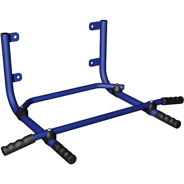 Турник настенный, ROMANAШведские стенки<br>Турник настенный, ROMANA<br><br>Характеристики:<br><br>• Максимальный допустимый вес: 100 кг<br>• Габариты: 54,5х36,8х85,5 см<br>• Материал: металл<br><br>Турник настенный – универсальный тренажер, который способен повлиять на все группы мышц. Качественный материал и надежное крепление к стене обеспечивают безопасность. С помощью такого турника вы можете выполнять упражнения на отжимания, подъем ног и подтягивания. Кроме этого есть возможность повесить боксерский мешок или подвесные системы для дополнительный тренировок.  Дополнительно в комплект входят: канат, гимнастические кольца и веревочная лестница.<br><br>Турник настенный, ROMANA можно купить в нашем интернет-магазине.<br><br>Ширина мм: 900<br>Глубина мм: 460<br>Высота мм: 120<br>Вес г: 7000<br>Возраст от месяцев: 36<br>Возраст до месяцев: 192<br>Пол: Унисекс<br>Возраст: Детский<br>SKU: 4993381