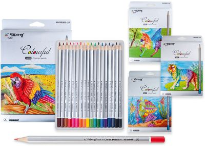 Schreiber Цветные карандаши, 18 цветов