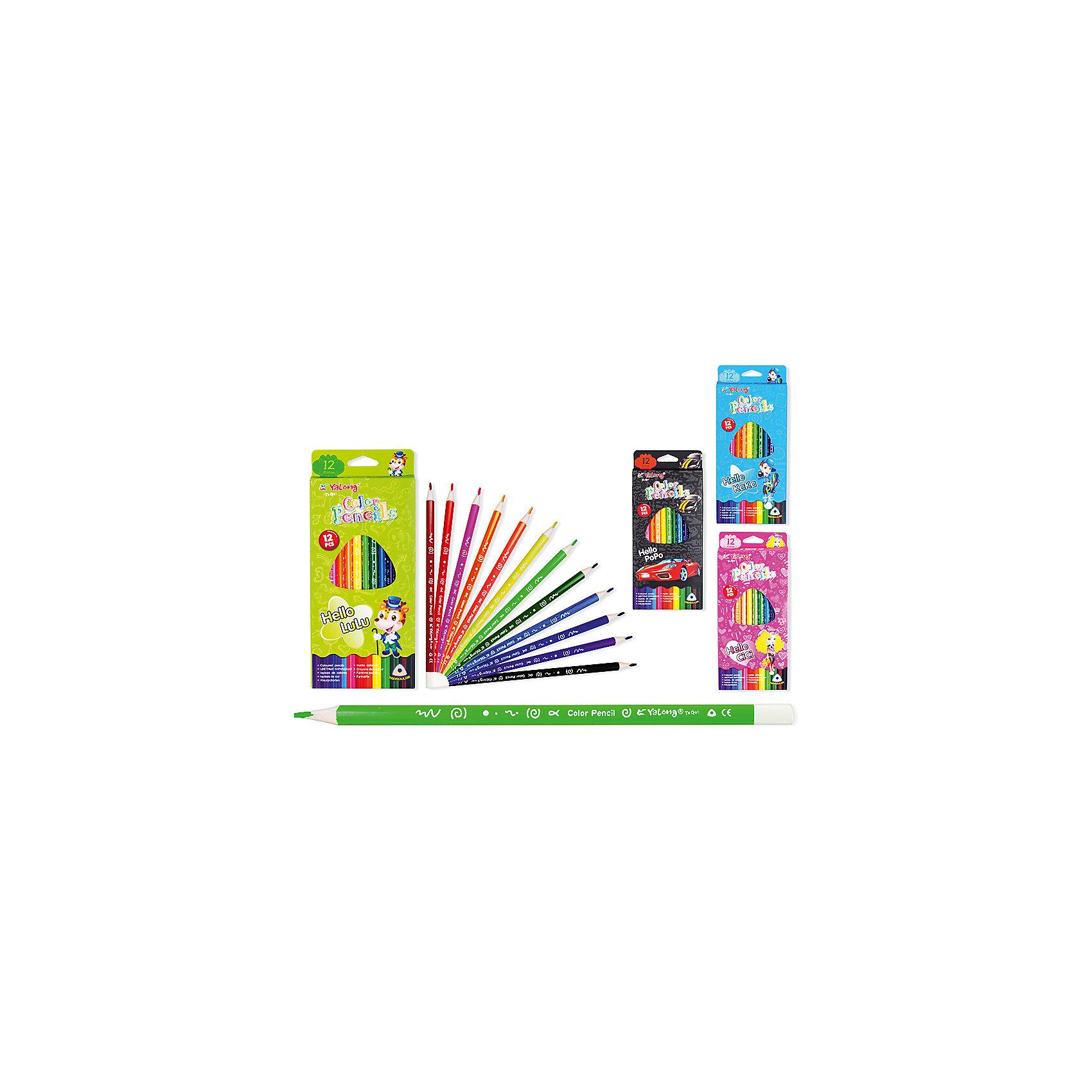Трехгранные цветные карандаши, 12 цветовПоследняя цена<br>Набор цветных карандашей – классический пункт в списке школьных покупок. Качественные карандаши прослужат ребенку не один год даже при активном использовании. Важно подобрать набор с яркими цветами, мягким, но прочным стержнем и грифелем с легкой растушевкой. Данная модель набора цветных карандашей – отличный выбор для обновки школьного пенала. Карандаши имеют трехгранный корпус, что выглядит довольно необычно. Все материалы, использованные при изготовлении, отвечают международным требованиям по качеству и безопасности.<br><br>Дополнительная информация: <br><br>количество цветов: 12 шт;<br>упаковка: картонный дисплей.<br><br>Набор цветных карандашей можно приобрести в нашем магазине.<br><br>Ширина мм: 100<br>Глубина мм: 100<br>Высота мм: 10<br>Вес г: 50<br>Возраст от месяцев: 36<br>Возраст до месяцев: 120<br>Пол: Унисекс<br>Возраст: Детский<br>SKU: 4993559