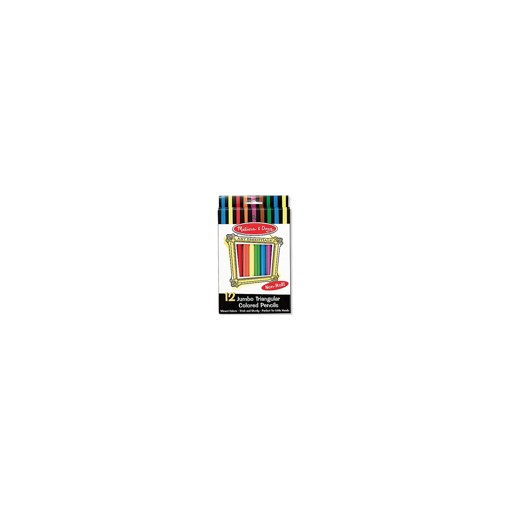 Melissa & Doug Набор карандашей 12 шт. набор карандашей saul 12