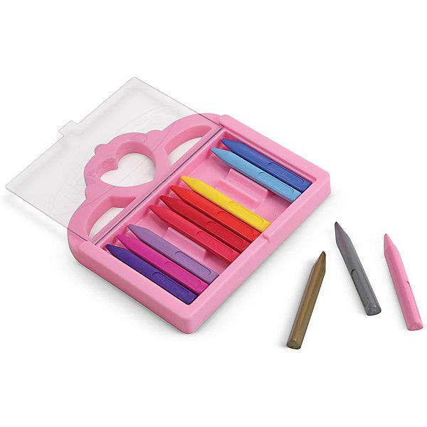 Набор карандашей для ПринцессыПисьменные принадлежности<br>Набор цветных карандашей – классический пункт в списке школьных покупок. Качественные карандаши прослужат ребенку не один год даже при активном использовании. Важно подобрать набор с яркими цветами, мягким, но прочным стержнем и грифелем с легкой растушевкой. Данная модель набора цветных карандашей – отличный выбор для обновки школьного пенала. Карандаши имеют трехгранный корпус, что выглядит довольно необычно. Такая форма помогает карандашам не раскатываться по поверхности. Все материалы, использованные при изготовлении, отвечают международным требованиям по качеству и безопасности.<br><br>Дополнительная информация: <br><br>количество цветов: 12 шт;<br>упаковка: коробка.<br><br>Набор карандашей для Принцессы можно приобрести в нашем магазине.<br><br>Ширина мм: 160<br>Глубина мм: 20<br>Высота мм: 160<br>Вес г: 181<br>Возраст от месяцев: 36<br>Возраст до месяцев: 108<br>Пол: Женский<br>Возраст: Детский<br>SKU: 4993649