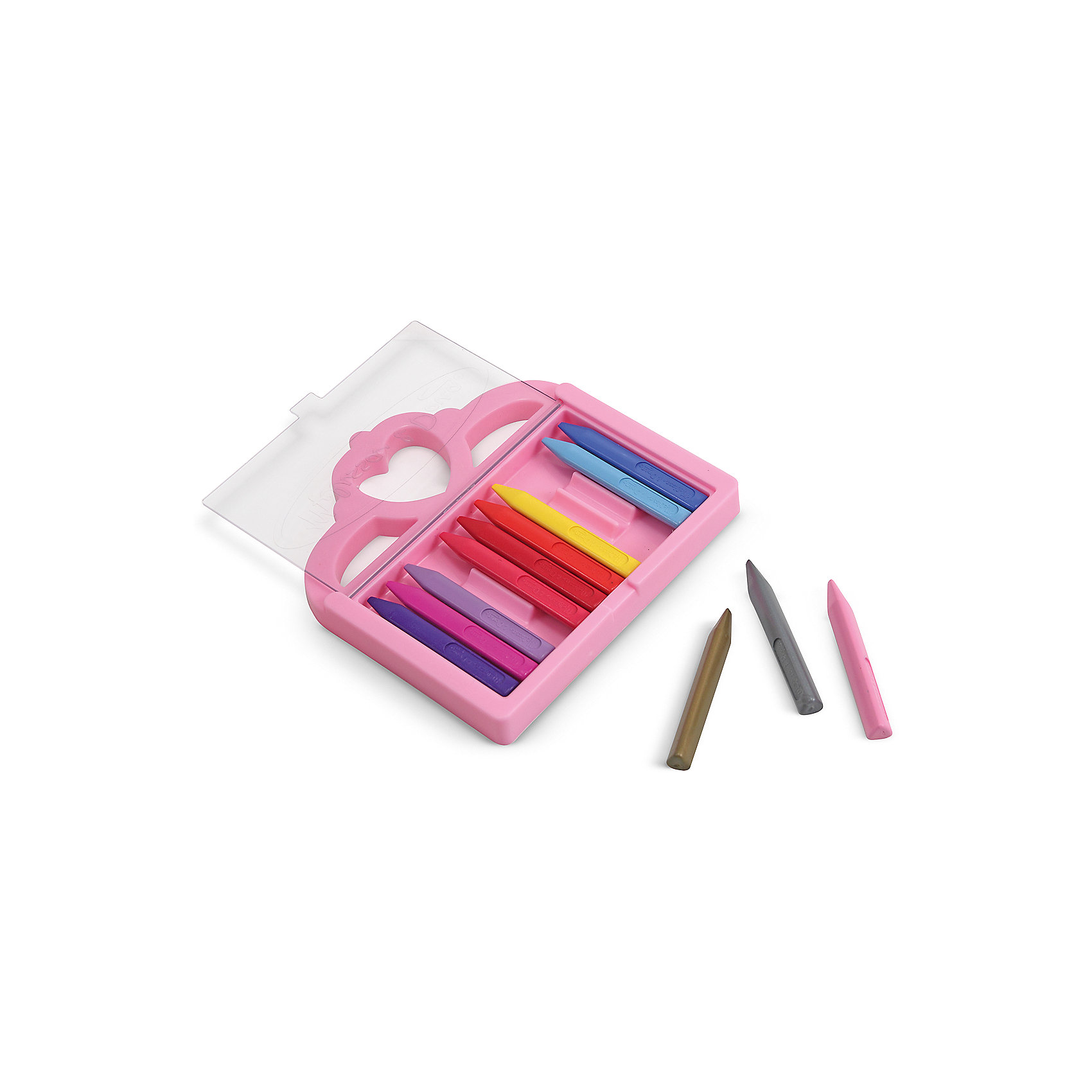 Набор карандашей для ПринцессыНабор цветных карандашей – классический пункт в списке школьных покупок. Качественные карандаши прослужат ребенку не один год даже при активном использовании. Важно подобрать набор с яркими цветами, мягким, но прочным стержнем и грифелем с легкой растушевкой. Данная модель набора цветных карандашей – отличный выбор для обновки школьного пенала. Карандаши имеют трехгранный корпус, что выглядит довольно необычно. Такая форма помогает карандашам не раскатываться по поверхности. Все материалы, использованные при изготовлении, отвечают международным требованиям по качеству и безопасности.<br><br>Дополнительная информация: <br><br>количество цветов: 12 шт;<br>упаковка: коробка.<br><br>Набор карандашей для Принцессы можно приобрести в нашем магазине.<br><br>Ширина мм: 160<br>Глубина мм: 20<br>Высота мм: 160<br>Вес г: 181<br>Возраст от месяцев: 36<br>Возраст до месяцев: 108<br>Пол: Женский<br>Возраст: Детский<br>SKU: 4993649