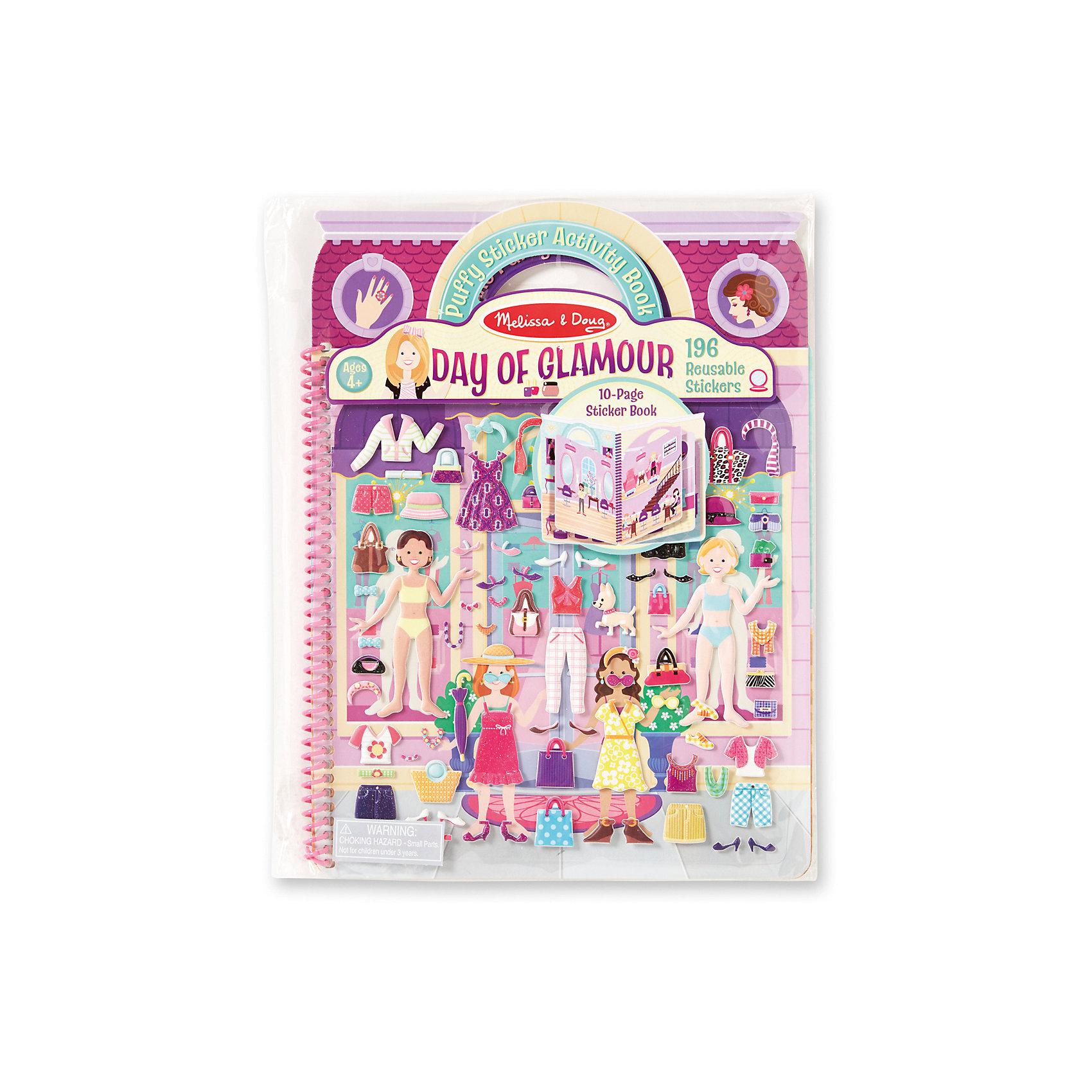 Делюкс-книжка с многоразовыми наклейками