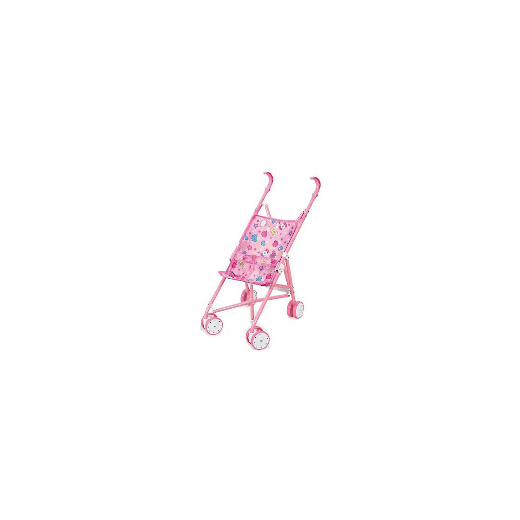 - Кукольная коляска/трость, 35,5*24,5*52 см, FEI LI TOYS коляска трость