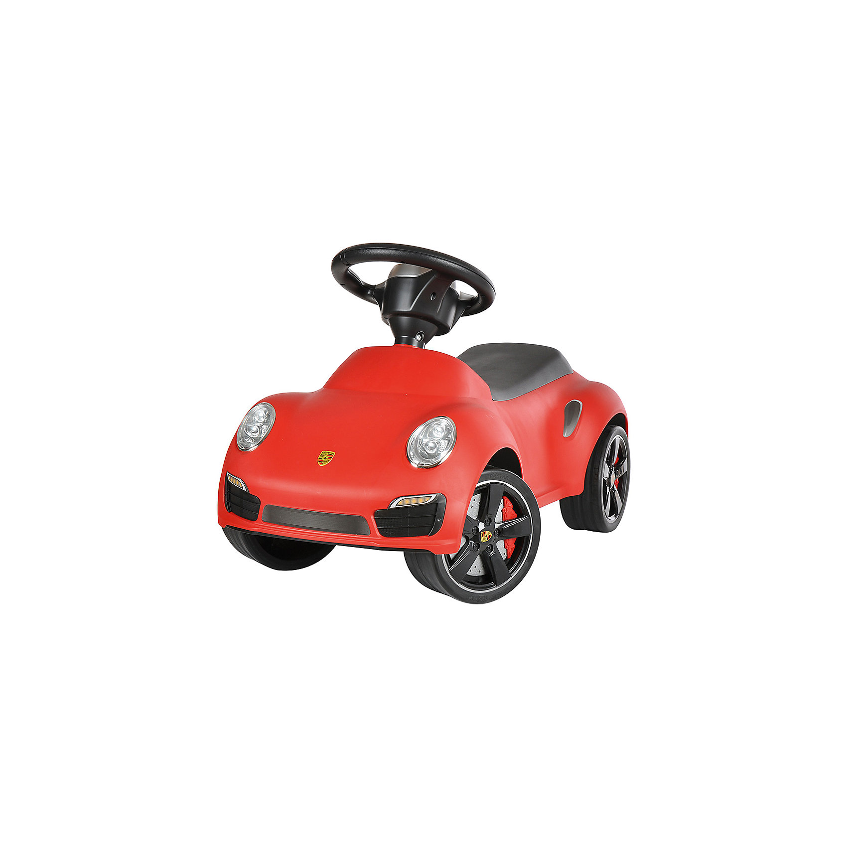 Каталка Porsche 911, красный, RASTARКаталка Porsche 911, красный, RASTAR - осчастливьте своего ребенка безопасной детской машиной.<br>Благодаря тому, что каталка имеет устойчивую конструкцию и колеса с поворотом на 90 градусов, она полностью безопасна для ребенка, даже если он любит быструю езду.  На руле есть кнопка для звукового сигнала. Ход машины очень плавный, может ездить вперед и назад. Есть вместительный багажник для игрушек или вещей, под сиденьем. Машина сделана под марку «Porsche».<br><br>Дополнительная информация:<br><br>- размер: 65 ? 35 ? 30 см<br>- вес: 2,7 кг<br>- возраст: от 1 до 3 лет<br>- максимальный вес: до 30 кг<br>- цвет: красный<br><br>Каталку Porsche 911, красный, RASTAR можно купить в нашем интернет магазине.<br><br>Ширина мм: 650<br>Глубина мм: 350<br>Высота мм: 300<br>Вес г: 3800<br>Возраст от месяцев: 12<br>Возраст до месяцев: 36<br>Пол: Унисекс<br>Возраст: Детский<br>SKU: 4995164
