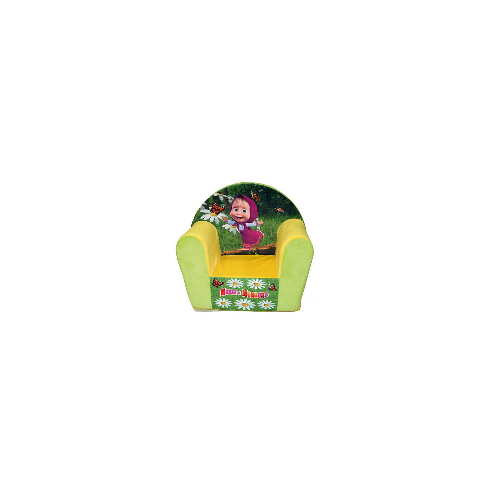 Мягкое кресло с чехлом Маша и Медведь в50, СмолТойс, желтыйДетям очень важно иметь свои вещи, это касается не только посуды и игрушек, но и мебели. Именно поэтому такое кресло станет действительно желанным подарком для малыша. Тем более, что на нем есть изображение любимых мультяшных герои современных детей - Маши и Медведя.<br>Обивка кресла - мягкая и приятная на ощупь. Внутри предмет заполнен мягким пенополиуретаном, кресло имеет съемный чехол, который можно постирать при необходимости! Кресло легкое, но устойчивое. Детям будет интересно и удобно в нем сидеть или играть. Такое яркое и симпатичное кресло оживит и украсит комнату ребенка!<br><br>Дополнительная информация:<br><br>цвет: разноцветный;<br>материал: трикотаж, пенополиуретан, дерево;<br>декорировано изображением Маши и Медведя;<br>съемный чехол;<br>размер: 530 х 500 х 340 мм.<br><br>Мягкое кресло с чехлом Маша и Медведь в50 можно купить в нашем магазине.<br><br>Ширина мм: 34<br>Глубина мм: 53<br>Высота мм: 50<br>Вес г: 1130<br>Возраст от месяцев: 36<br>Возраст до месяцев: 1188<br>Пол: Унисекс<br>Возраст: Детский<br>SKU: 4996600