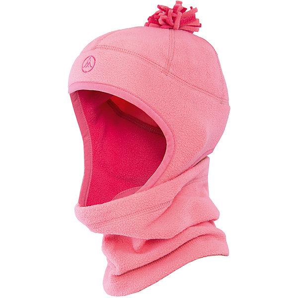 Комплект: шапка и шарф для девочки PremontГоловные уборы<br>Комплект: шапка и шарф для девочки от известного бренда Premont.<br>Красивый и функциональный набор из шапки с импровизированным помпоном и шарфа-снуда будет отлично гармонировать с моделями «Хит Востока» и «Сказки канадского леса».<br>Состав:<br>Ткань верха: Polarfleece <br>Подклад: Polarfleece<br>Ширина мм: 89; Глубина мм: 117; Высота мм: 44; Вес г: 155; Цвет: коралловый; Возраст от месяцев: 60; Возраст до месяцев: 72; Пол: Женский; Возраст: Детский; Размер: 52,48,54,50; SKU: 4996610;