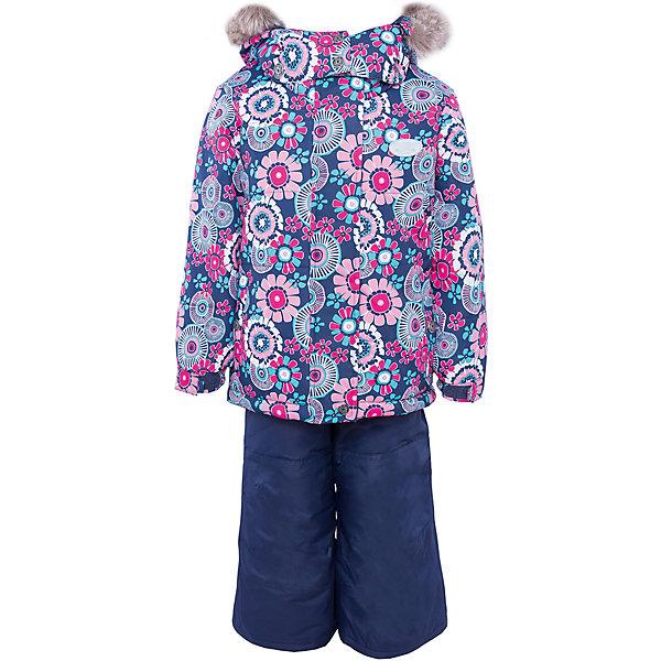 Комплект: куртка и брюки для девочки PremontВерхняя одежда<br>Комплект: куртка и брюки для девочки от известного бренда Premont .<br>Принт «Виражи Wonderland» посвящен крупнейшему семейному парку развлечений Wonderland, который располагается в Дубае. Парк «Wonderland» - это настоящая страна чудес, где развлечения себе найдут дети любого возраста, от нуля и до бесконечности. С высоты птичьего полета множество ярких качелей, каруселей и аттракционов напоминают магические виражи.<br>Состав:<br>Ткань верха: мембрана 5000мм/5000г/м2/24h, Taslan<br>Подклад: Polarfleece (тело, капюшон, манжеты), TaTaffeta (брюки, рукава, снежная юбка) <br>Утеплитель: Tech-polyfill (куртка 280г, брюки 180г)<br>Ширина мм: 356; Глубина мм: 10; Высота мм: 245; Вес г: 519; Цвет: лиловый; Возраст от месяцев: 36; Возраст до месяцев: 48; Пол: Женский; Возраст: Детский; Размер: 104,92,128,120,116,110,100,98; SKU: 4996667;