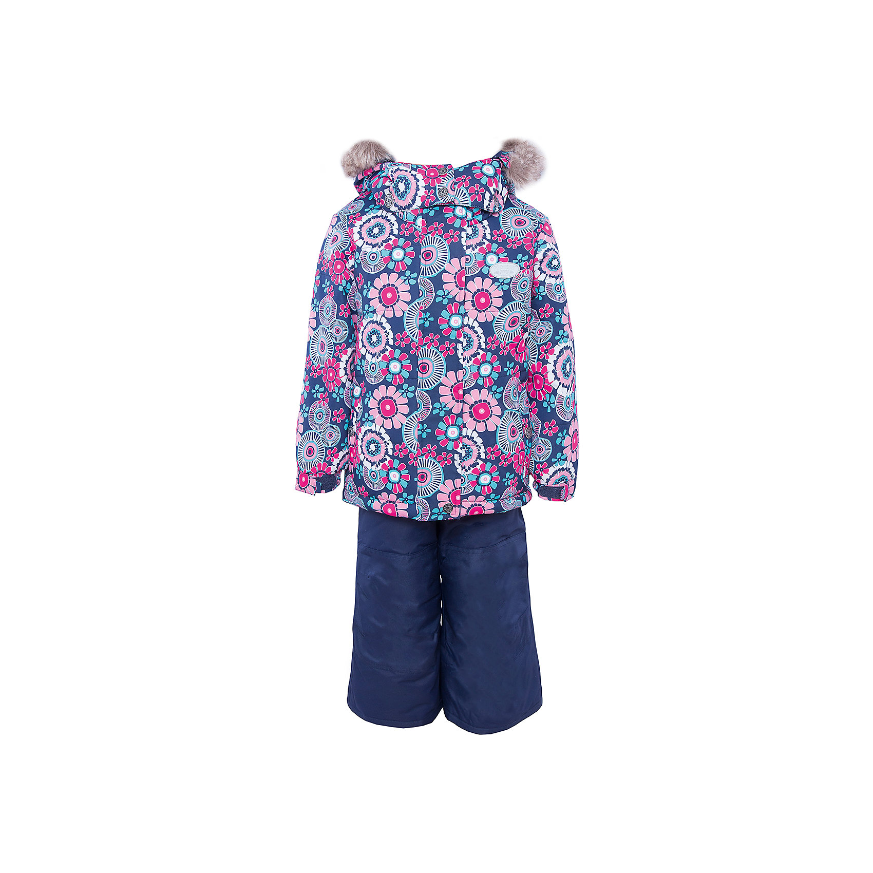 Premont Комплект: куртка и брюки для девочки Premont