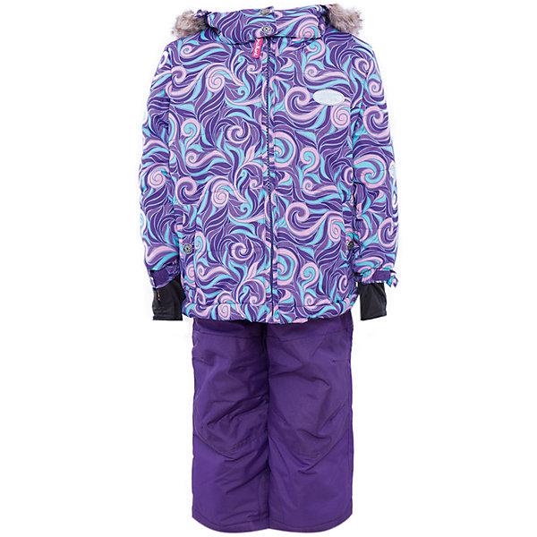 Комплект: куртка и брюки для девочки PremontВерхняя одежда<br>Комплект: куртка и брюки для девочки от известного бренда Premont .<br>Ниагарский водопад по праву считается самым знаменитым и завораживающим водопадом в мире. Принт комбинезона «Загадка Ниагары» состоит из волнистых, переплетающихся между собой линий, словно струящиеся воды Ниагары слились воедино.<br>Состав:<br>Ткань верха: мембрана 5000мм/5000г/м2/24h, Taslan <br>Подклад: Polarfleece (тело, капюшон, манжеты), Taffeta (брюки, рукава, снежная юбка) Утеплитель: Tech-polyfill (куртка 280г, брюки 180г)<br><br>Ширина мм: 356<br>Глубина мм: 10<br>Высота мм: 245<br>Вес г: 519<br>Цвет: лиловый<br>Возраст от месяцев: 24<br>Возраст до месяцев: 36<br>Пол: Женский<br>Возраст: Детский<br>Размер: 98,92,164,152,140,128,122,120,116,110,104,100<br>SKU: 4996696