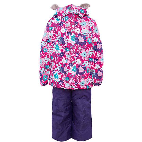 Костюм для девочки PremontВерхняя одежда<br>Костюм для девочки от известного бренда Premont.<br>Монреаль – это сердце Канады, как считают сами канадцы. В нем собрано все в очень деликатном и изящном букете, любоваться которым можно не один день. Особое очарование Монреаль приобретает весной, когда город наполняется цветущими тюльпанами, сиренью и магнолиями, именно эти цветы графично изображены в принте «Цветущий Монреаль».<br>Состав:<br>Ткань верха: мембрана 5000мм/5000г/м2/24h, Taslan<br>Подклад: Polarfleece (тело, капюшон, манжеты), Taffeta (брюки, рукава, снежная юбка) Утеплитель: Tech-polyfill (куртка 280г, брюки 180г)<br><br>Ширина мм: 356<br>Глубина мм: 10<br>Высота мм: 245<br>Вес г: 519<br>Цвет: красный<br>Возраст от месяцев: 24<br>Возраст до месяцев: 36<br>Пол: Женский<br>Возраст: Детский<br>Размер: 98,92,128,122,120,116,110,104,100<br>SKU: 4996754