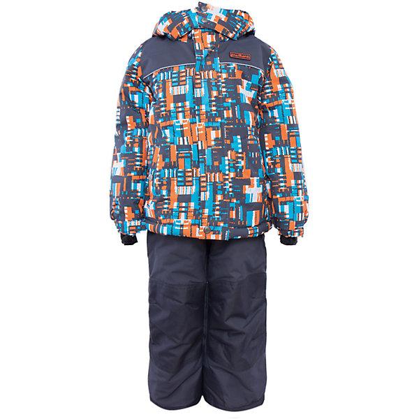 Комплект: куртка и брюки для мальчика PremontВерхняя одежда<br>Комплект: куртка и брюки для мальчика от известного бренда Premont.<br>Лонглит – самый длинный лабиринт в мире, прогулка по его дорожкам – не только удовольствие, но и непростая головоломка, проверка сообразительности. Данный принт, непременно заставит ребенка включить свое воображение и фантазию.<br>Брюки до 6 лет идут с высокой грудкой, после 6 лет - с отстегивающейся спинкой.<br>Состав:<br>Ткань верха: мембрана 5000мм/5000г/м2/24h, Taslan<br>Подклад: Polarfleece (тело, капюшон, манжеты), Taffeta (брюки, рукава, снежная юбка) Утеплитель: Tech-polyfill (куртка 280г, брюки 180г)<br>Ширина мм: 356; Глубина мм: 10; Высота мм: 245; Вес г: 519; Цвет: серый; Возраст от месяцев: 36; Возраст до месяцев: 36; Пол: Мужской; Возраст: Детский; Размер: 100,92,164,152,140,128,122,120,116,110,104,98; SKU: 4996805;