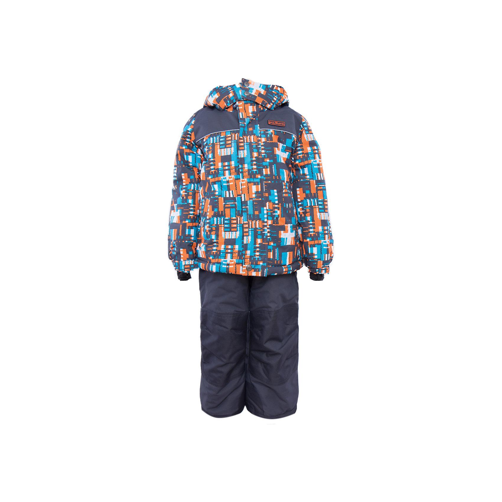 Комплект: куртка и брюки для мальчика PremontВерхняя одежда<br>Комплект: куртка и брюки для мальчика от известного бренда Premont.<br>Лонглит – самый длинный лабиринт в мире, прогулка по его дорожкам – не только удовольствие, но и непростая головоломка, проверка сообразительности. Данный принт, непременно заставит ребенка включить свое воображение и фантазию.<br>Брюки до 6 лет идут с высокой грудкой, после 6 лет - с отстегивающейся спинкой.<br>Состав:<br>Ткань верха: мембрана 5000мм/5000г/м2/24h, Taslan<br>Подклад: Polarfleece (тело, капюшон, манжеты), Taffeta (брюки, рукава, снежная юбка) Утеплитель: Tech-polyfill (куртка 280г, брюки 180г)<br><br>Ширина мм: 356<br>Глубина мм: 10<br>Высота мм: 245<br>Вес г: 519<br>Цвет: серый<br>Возраст от месяцев: 24<br>Возраст до месяцев: 36<br>Пол: Мужской<br>Возраст: Детский<br>Размер: 98,92,164,152,140,128,122,120,116,110,104,100<br>SKU: 4996805