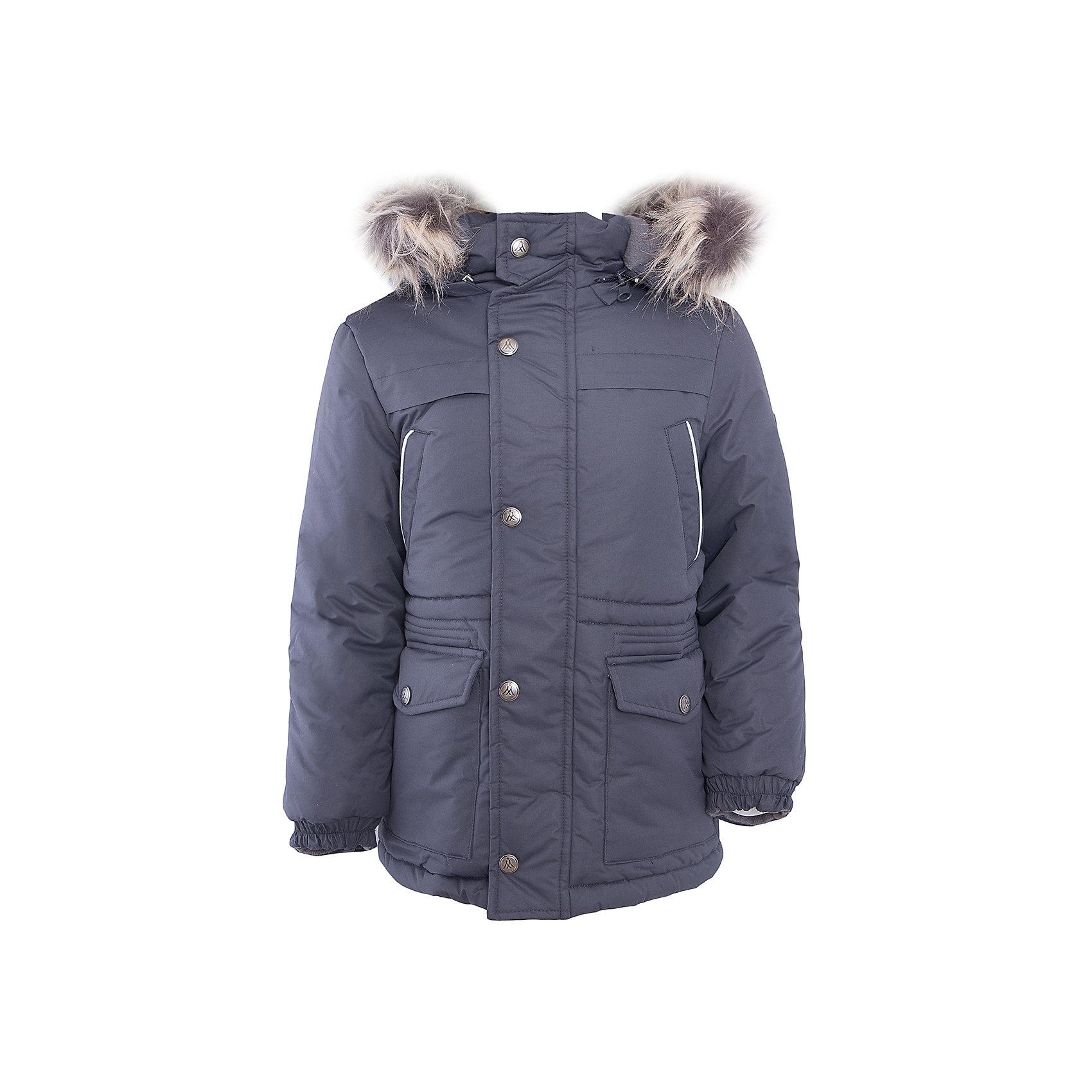 Куртка для мальчика PremontВерхняя одежда<br>Куртка для мальчика от известного бренда Premont.<br>Фанди – это невероятной красоты залив, омывающий побережье Канады. Этот залив известен своими самыми высокими приливами в мире, в зависимости от них заливменяет свой цвет. Парки принта «Воды Фанди» как раз отражают эти природные изменения и представлены в графитово-сером и в цвете темной охры.<br>Брюки до 6 лет идут с высокой грудкой, после 6 лет - с отстегивающейся спинкой.<br>Состав:<br>Ткань верха: мембрана 5000мм/5000г/м2/24h, Taslan<br>Подклад: Polarfleece (тело, капюшон, манжеты), Taffeta (рукава)<br>Утеплитель: Tech-polyfill (куртка 280г)<br><br>Ширина мм: 356<br>Глубина мм: 10<br>Высота мм: 245<br>Вес г: 519<br>Цвет: серый<br>Возраст от месяцев: 156<br>Возраст до месяцев: 168<br>Пол: Мужской<br>Возраст: Детский<br>Размер: 164,110,116,122,128,134,140,146,152,158<br>SKU: 4996867