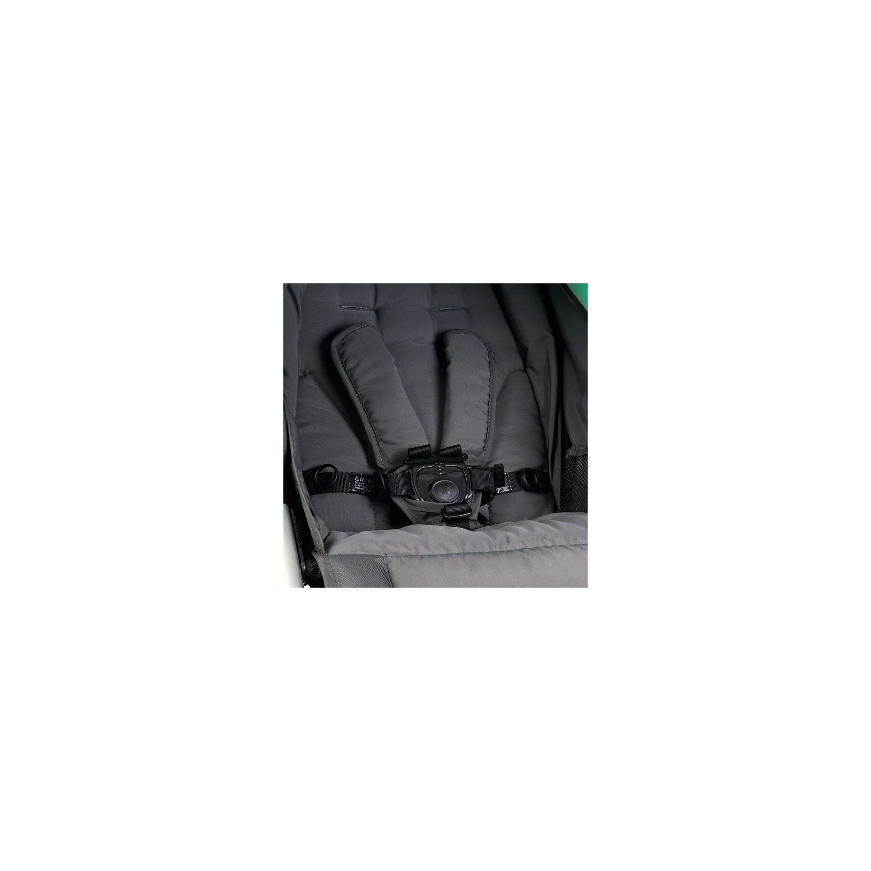 Прогулочная коляска Indie, Bumbleride , dawn grey