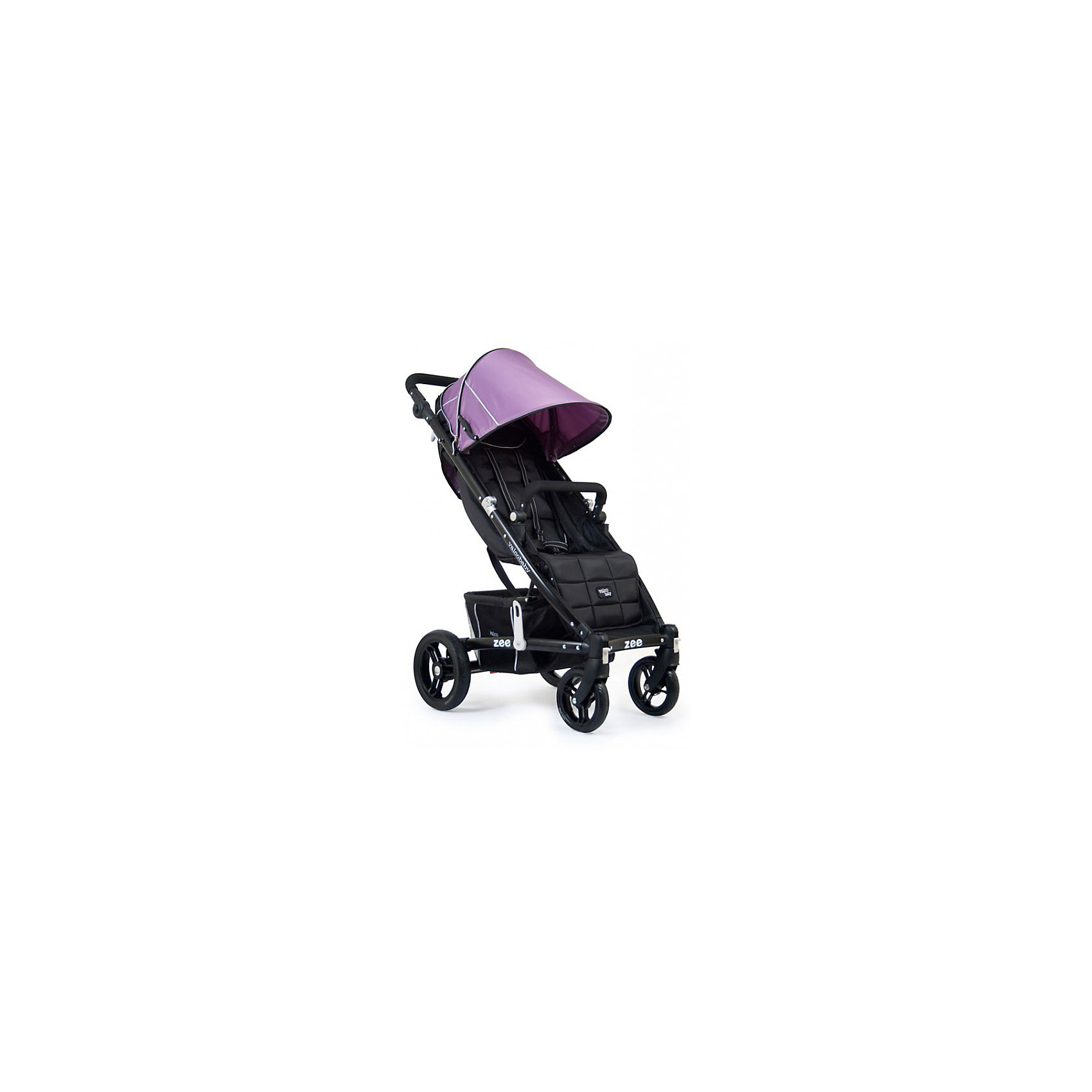 Valco Baby Прогулочная коляска  Zee, Valco baby , lilac прогулочная коляска cool baby kdd 6699gb t fuchsia light grey