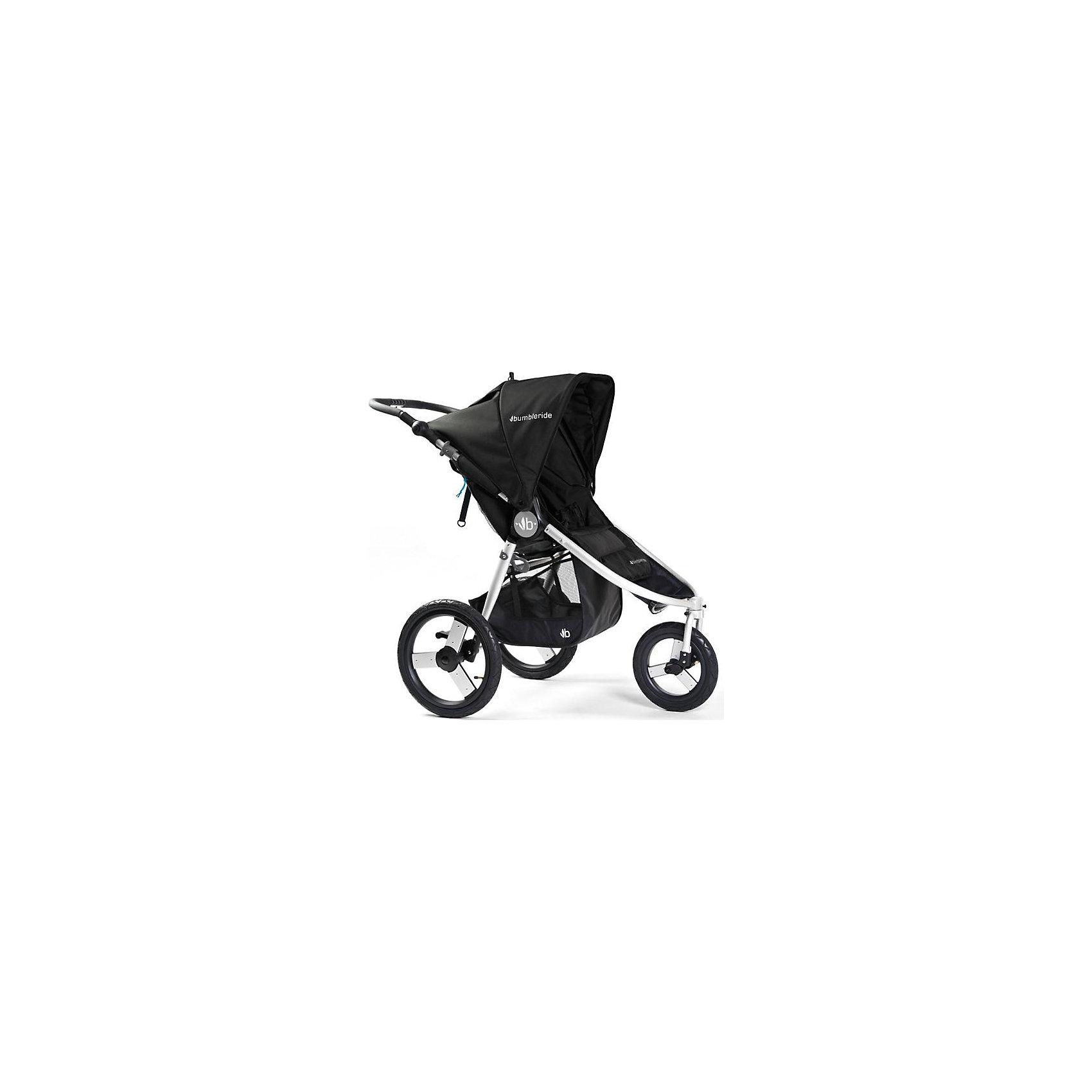 Bumbleride Прогулочная коляска Speed, Bumbleride , silver black