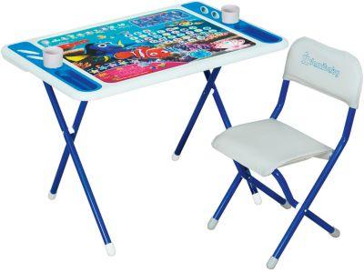 Дэми Набор детской складной мебели Damibaby Evro Немо, Dami, синий фото-1