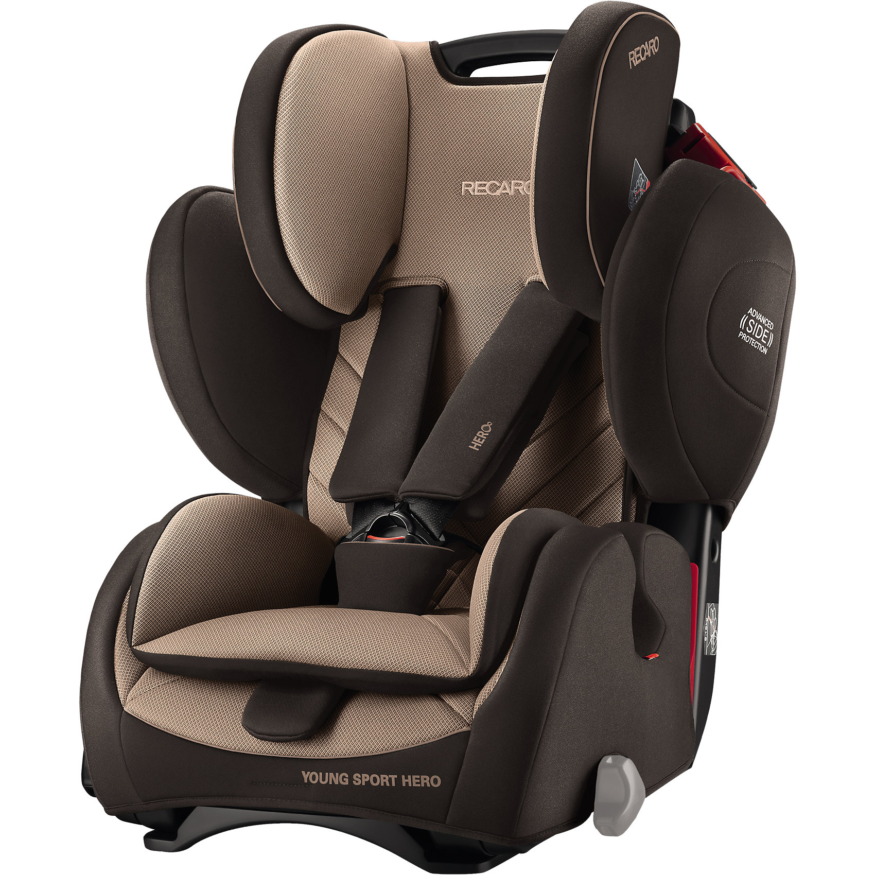 ���������� Young Sport Hero,  9-36 ��, Recaro, dakar send (RECARO)