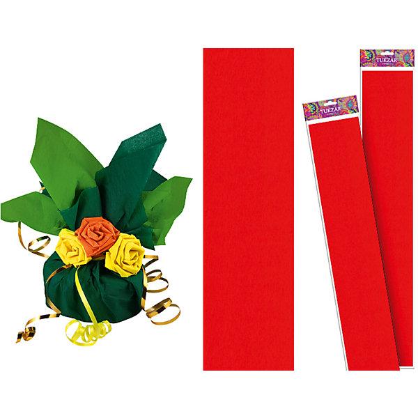Красная крепированная бумага 50*250 смПоследняя цена<br>Красная крепированная бумага 50*250 см от известного торгового бренда канцелярских товаров и товаров для творчества TUKZAR. Крепированная бумага используется для изготовления различных поделок и аппликаций, наиболее часто данный вид бумаги применяют для изготовления цветов, которые отличаются высокой степенью достоверности, что обеспечивается за счет свойств данной бумаги: она имеет мелкое гофрирование, бархатистая на ощупь и влагостойкая. <br>Красная крепированная бумага 50*250 см от TUKZAR – идеально подходит для поделок и оформительских работ.  <br><br>Дополнительная информация:<br><br>- Предназначение: для творческих занятий и оформительских работ <br>- Материал: бумага<br>- Размеры (Ш*Д): 50*250 см<br>- Цвет: красный<br>- Упаковка: блистер<br><br>Подробнее:<br><br>• Для детей в возрасте: от 3 лет <br>• Страна производитель: Китай<br>• Торговый бренд: TUKZAR<br><br>Красную крепированную бумагу 50*250 см можно купить в нашем интернет-магазине.<br>Ширина мм: 500; Глубина мм: 50; Высота мм: 50; Вес г: 100; Возраст от месяцев: 36; Возраст до месяцев: 192; Пол: Унисекс; Возраст: Детский; SKU: 5001380;