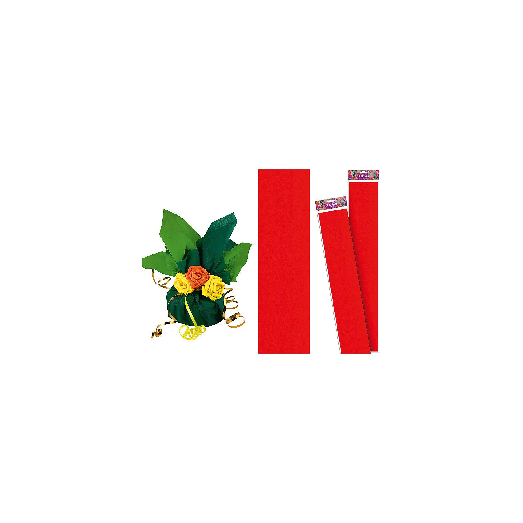 Красная крепированная бумага 50*250 смРукоделие<br>Красная крепированная бумага 50*250 см от известного торгового бренда канцелярских товаров и товаров для творчества TUKZAR. Крепированная бумага используется для изготовления различных поделок и аппликаций, наиболее часто данный вид бумаги применяют для изготовления цветов, которые отличаются высокой степенью достоверности, что обеспечивается за счет свойств данной бумаги: она имеет мелкое гофрирование, бархатистая на ощупь и влагостойкая. <br>Красная крепированная бумага 50*250 см от TUKZAR – идеально подходит для поделок и оформительских работ.  <br><br>Дополнительная информация:<br><br>- Предназначение: для творческих занятий и оформительских работ <br>- Материал: бумага<br>- Размеры (Ш*Д): 50*250 см<br>- Цвет: красный<br>- Упаковка: блистер<br><br>Подробнее:<br><br>• Для детей в возрасте: от 3 лет <br>• Страна производитель: Китай<br>• Торговый бренд: TUKZAR<br><br>Красную крепированную бумагу 50*250 см можно купить в нашем интернет-магазине.<br><br>Ширина мм: 500<br>Глубина мм: 50<br>Высота мм: 50<br>Вес г: 100<br>Возраст от месяцев: 36<br>Возраст до месяцев: 192<br>Пол: Унисекс<br>Возраст: Детский<br>SKU: 5001380