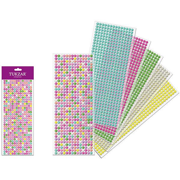 Перламутровые наклейки-бусинки (504 шт на листе)Детская упаковочная бумага<br>Перламутровые наклейки-бусинки (504 шт на листе) от известного торгового бренда канцелярских товаров и товаров для творчества TUKZAR. Наклейки-бусинки можно использовать для оформления и декорирования ручных поделок, оформления подарочной упаковки или в качестве стильного аксессуара для маскарадного или сценического костюма. Набор включает в себя бусинки разного цвета, что позволит создать любые авторские узоры или украшения.<br><br>Дополнительная информация:<br><br>- Предназначение: для творческих занятий, оформительских работ и декорирования, для оформления сценических или маскарадных костюмов<br>- Материал: акрил<br>- Комплектация: наклейки-бусинки<br>- Размеры (Д*Ш): 10*31 см<br>- Упаковка: блистер<br><br>Подробнее:<br><br>• Для детей в возрасте: от 5 лет <br>• Страна производитель: Китай<br>• Торговый бренд: TUKZAR<br><br>Перламутровые наклейки-бусинки (504 шт на листе) можно купить в нашем интернет-магазине.<br>Ширина мм: 100; Глубина мм: 310; Высота мм: 10; Вес г: 50; Возраст от месяцев: 36; Возраст до месяцев: 144; Пол: Женский; Возраст: Детский; SKU: 5001405;
