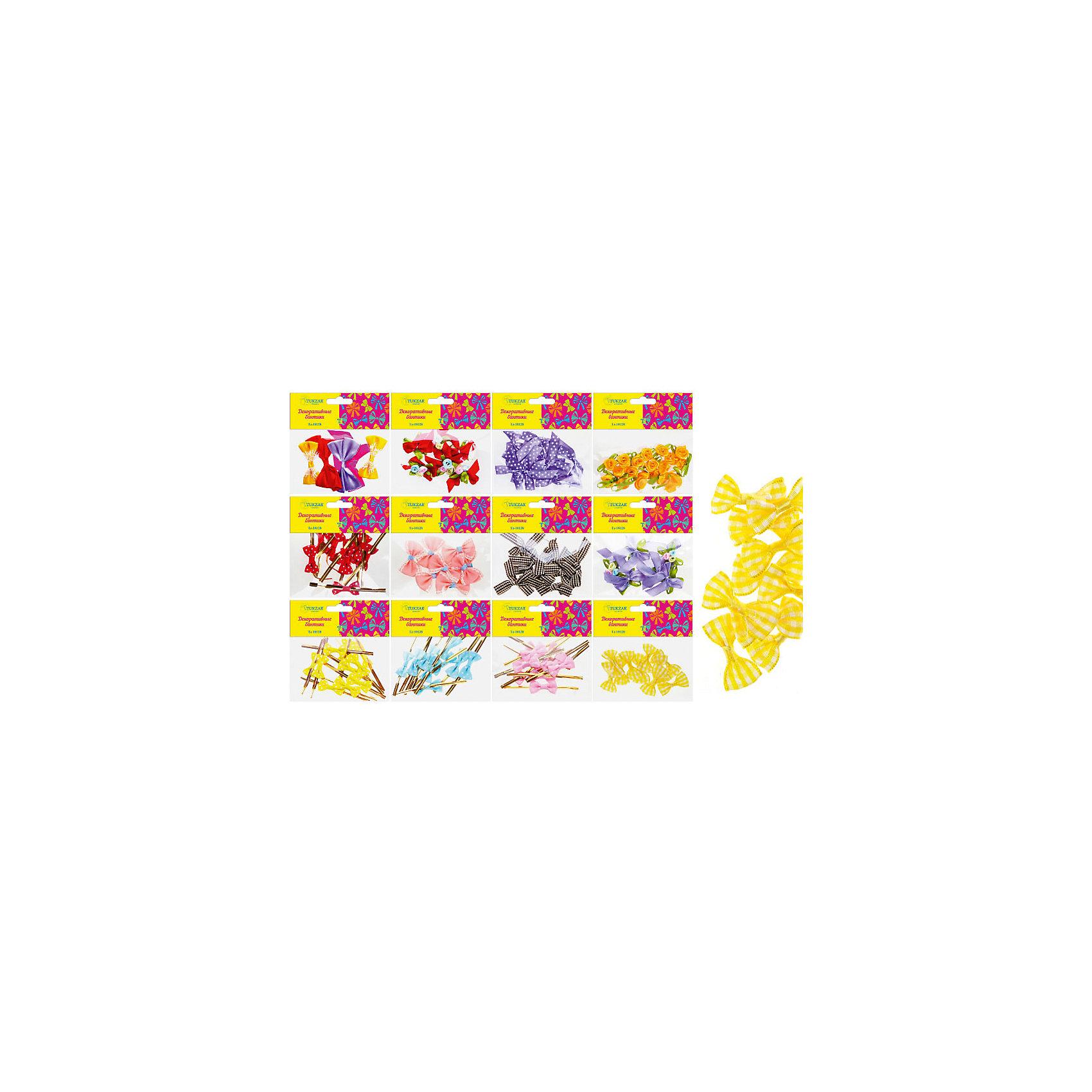 Декоративные бантики в пакете от myToys