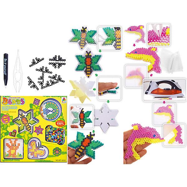 Набор термомозаик, 4 штПоследняя цена<br>Набор термомозаик, 4 шт от известного торгового бренда товаров для творчества TUKZAR позволит создавать объемные аппликации и элементы для оформления интерьера. Мозаика представлена в ассортименте, Вы можете выбрать любую понравившуюся картинку. Набор состоит из картонной основы с нанесенным рисунком и декоративных разноцветных элементов. Термомозаику можно собирать по образцу или создать свой рисунок или фигурку. Термомозаика развивает воображение, способствует развитию конструкторских навыков, аккуратности в изготовлении поделок. <br><br>Дополнительная информация:<br><br>- Предназначение: для занятий художественным творчеством, для развивающих занятий, для декора интерьера<br>- Пол: для девочки<br>- Материал: картон, пластик<br>- Комплектация: рамка-основа с рисунком, разноцветные бусины, термобумага, инструкция<br>-Упаковка: блистер<br><br>Подробнее:<br><br>• Для детей в возрасте: от 7 лет <br>• Страна производитель: Китай<br>• Торговый бренд: TUKZAR<br><br>Набор термомозаик, 4 шт можно купить в нашем интернет-магазине.<br><br>Ширина мм: 260<br>Глубина мм: 300<br>Высота мм: 20<br>Вес г: 100<br>Возраст от месяцев: 36<br>Возраст до месяцев: 72<br>Пол: Унисекс<br>Возраст: Детский<br>SKU: 5001454