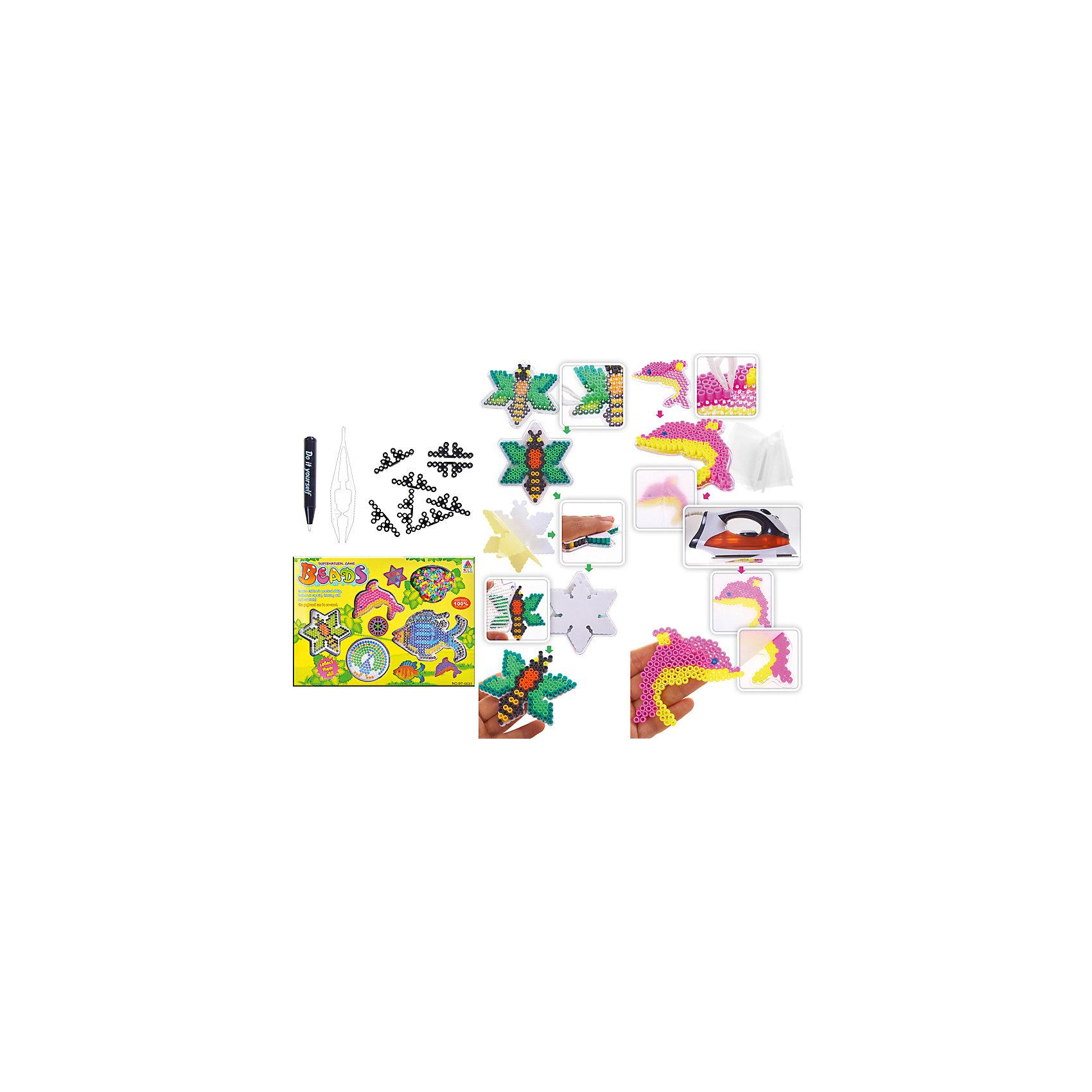 Набор термомозаик (4 шт)Последняя цена<br>Набор термомозаик, 4 шт от известного торгового бренда товаров для творчества TUKZAR позволит создавать объемные аппликации и элементы для оформления интерьера. Мозаика представлена в ассортименте, Вы можете выбрать любую понравившуюся картинку. Набор состоит из картонной основы с нанесенным рисунком и декоративных разноцветных элементов. Термомозаику можно собирать по образцу или создать свой рисунок или фигурку. Термомозаика развивает воображение, способствует развитию конструкторских навыков, аккуратности в изготовлении поделок. <br><br>Дополнительная информация:<br>- Предназначение: для занятий художественным творчеством, для развивающих занятий, для декора интерьера<br>- Материал: картон, пластик<br>- Комплектация: рамка-основа с рисунком, разноцветные бусины, термобумага, инструкция<br>-Упаковка: блистер<br><br>Подробнее:<br><br>• Для детей в возрасте: от 7 лет <br>• Страна производитель: Китай<br>• Торговый бренд: TUKZAR<br><br>Набор термомозаик, 4 шт можно купить в нашем интернет-магазине.<br><br>Ширина мм: 260<br>Глубина мм: 300<br>Высота мм: 20<br>Вес г: 100<br>Возраст от месяцев: 36<br>Возраст до месяцев: 72<br>Пол: Унисекс<br>Возраст: Детский<br>SKU: 5001455