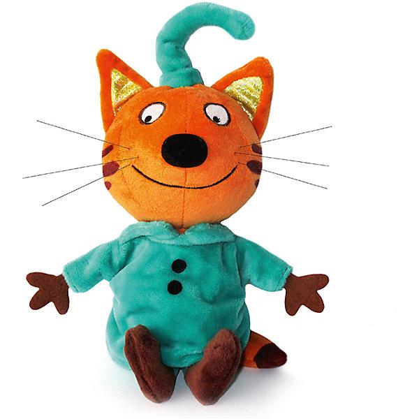 Мягкая игрушка Компот, 3 Кота, Мульти-Пульти, 16 смМягкие игрушки из мультфильмов<br>Мягкая игрушка Мульти-пульти Компот из любимого мультфильма 3 кота станет прекрасным подарком для вашего ребёнка. Кот Компот скажет несколько фраз и споет веселую песенку. Он совсем небольшой, поэтому ребёнок сможет брать его на прогулку или в путешествие. Игрушка сделана из безопасного для детей материала.<br><br>Характеристика:<br>-Размер: 16 см<br>-Вес: 90 г<br>-Материал: текстиль,пластмасса<br>-Возраст: от 3 до 7 лет<br>-Марка: Мульти-пульти<br><br>Мягкая игрушка Компот, 3 Кота, Мульти-Пульти, 16 см вы можете приобрести в нашем интернет-магазине.<br><br>Ширина мм: 80<br>Глубина мм: 280<br>Высота мм: 200<br>Вес г: 90<br>Возраст от месяцев: 36<br>Возраст до месяцев: 2147483647<br>Пол: Унисекс<br>Возраст: Детский<br>SKU: 5002199