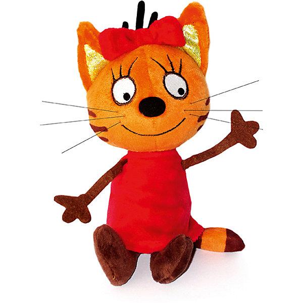 Мягкая игрушка Карамелька, 3 Кота, Мульти-Пульти, 13 смМягкие игрушки из мультфильмов<br>Мягкая игрушка Мульти-пульти Карамелька из любимого мультфильма 3 кота станет прекрасным подарком для вашего ребёнка. Кот Компот скажет несколько фраз и споет веселую песенку. Он совсем небольшой, поэтому ребёнок сможет брать его на прогулку или в путешествие. Игрушка сделана из безопасного для детей материала.<br><br>Характеристика:<br>-Размер: 13 см<br>-Вес: 80 г<br>-Материал: текстиль,пластмасса<br>-Возраст: от 3 до 7 лет<br>-Марка: Мульти-пульти<br>Мягкая игрушка Карамелька, 3 Кота, Мульти-Пульти, 13 см<br> вы можете приобрести в нашем интернет-магазине.<br>Ширина мм: 70; Глубина мм: 270; Высота мм: 200; Вес г: 80; Возраст от месяцев: 36; Возраст до месяцев: 2147483647; Пол: Унисекс; Возраст: Детский; SKU: 5002200;