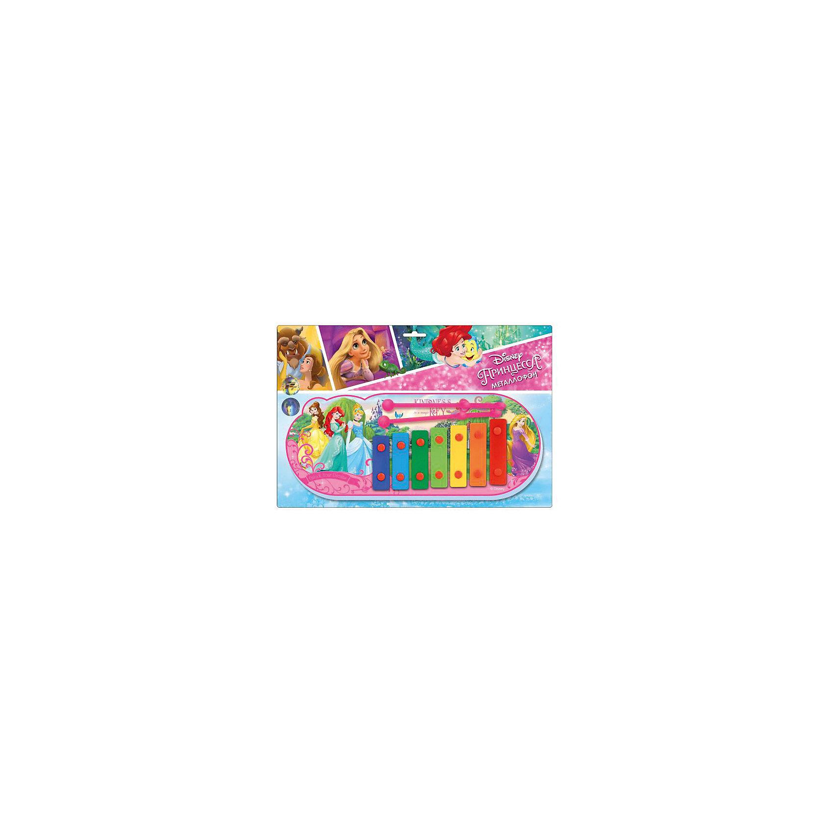 Металлофон Принцесса Дисней, УмкаПопулярные игрушки<br>Металлофон Принцесса Дисней -это уникальная возможность развития музыкального слуха ребёнка. Ребёнок сможет запоминать звучание тех или иных звуков и сочинять собственные мелодии. В металлофон станет играть ещё интереснее,ведь на нём изображены любимые героини Диснеевских мультфильмов:Бэль, Рапунцель, Ариэль,Золушка и София- героиня мультфильма София прекрасная.<br><br>Дополнительная информация:<br>-Размер:30 см<br>-Вес:290 г<br>-Возраст: от 3 лет<br>-Марка: Умка<br><br>Металлофон Принцесса Дисней, Умка можно приобрести в нашем интернет-магазине.<br><br>Ширина мм: 30<br>Глубина мм: 250<br>Высота мм: 380<br>Вес г: 290<br>Возраст от месяцев: 36<br>Возраст до месяцев: 2147483647<br>Пол: Женский<br>Возраст: Детский<br>SKU: 5002205