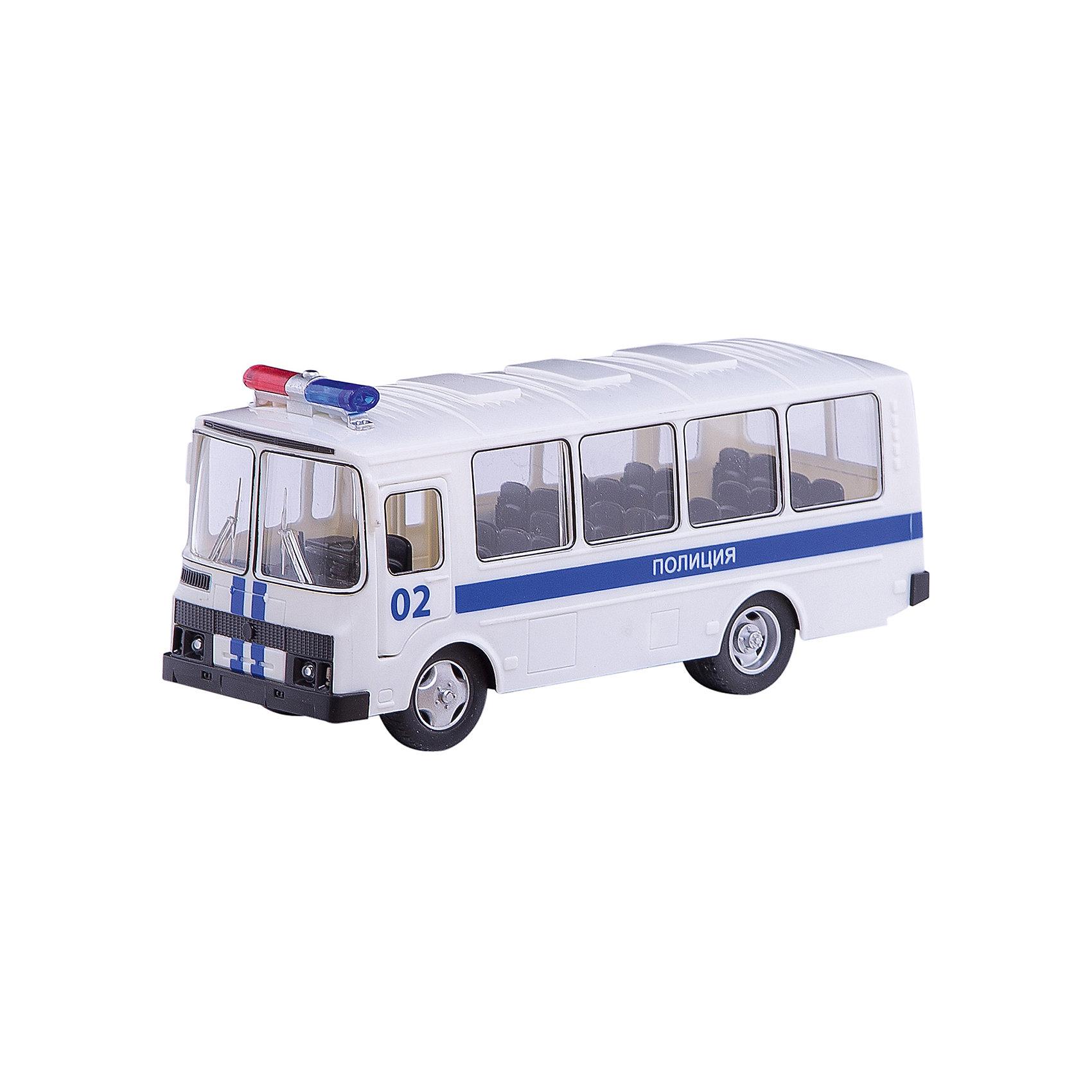 ТЕХНОПАРК Автобус, Технопарк авианосец инерционный технопарк