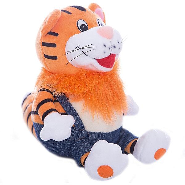 Мягкая игрушка Кот, 18 см, Мульти-ПультиМягкие игрушки из мультфильмов<br>Игрушки могут не только развлекать малыша, но и помогать его всестороннему развитию. Эта игрушка поможет формированию разных навыков, он помогает развить тактильное восприятие, цветовосприятие, звуковосприятие и мелкую моторику.<br>Изделие представляет собой игрушку из приятного на ощупь материала со звуковым модулем - ребенок может надолго занять себя игрой с ней! Сделана игрушка из качественных материалов, безопасных для ребенка.<br><br>Дополнительная информация:<br><br>цвет: разноцветный;<br>материал: текстиль;<br>звуковой модуль;<br>высота: 18 см.<br><br>Мягкую игрушку Кот, 18 см, от бренда Мульти-Пульти можно купить в нашем магазине.<br>Ширина мм: 100; Глубина мм: 280; Высота мм: 230; Вес г: 160; Возраст от месяцев: 36; Возраст до месяцев: 2147483647; Пол: Унисекс; Возраст: Детский; SKU: 5002248;
