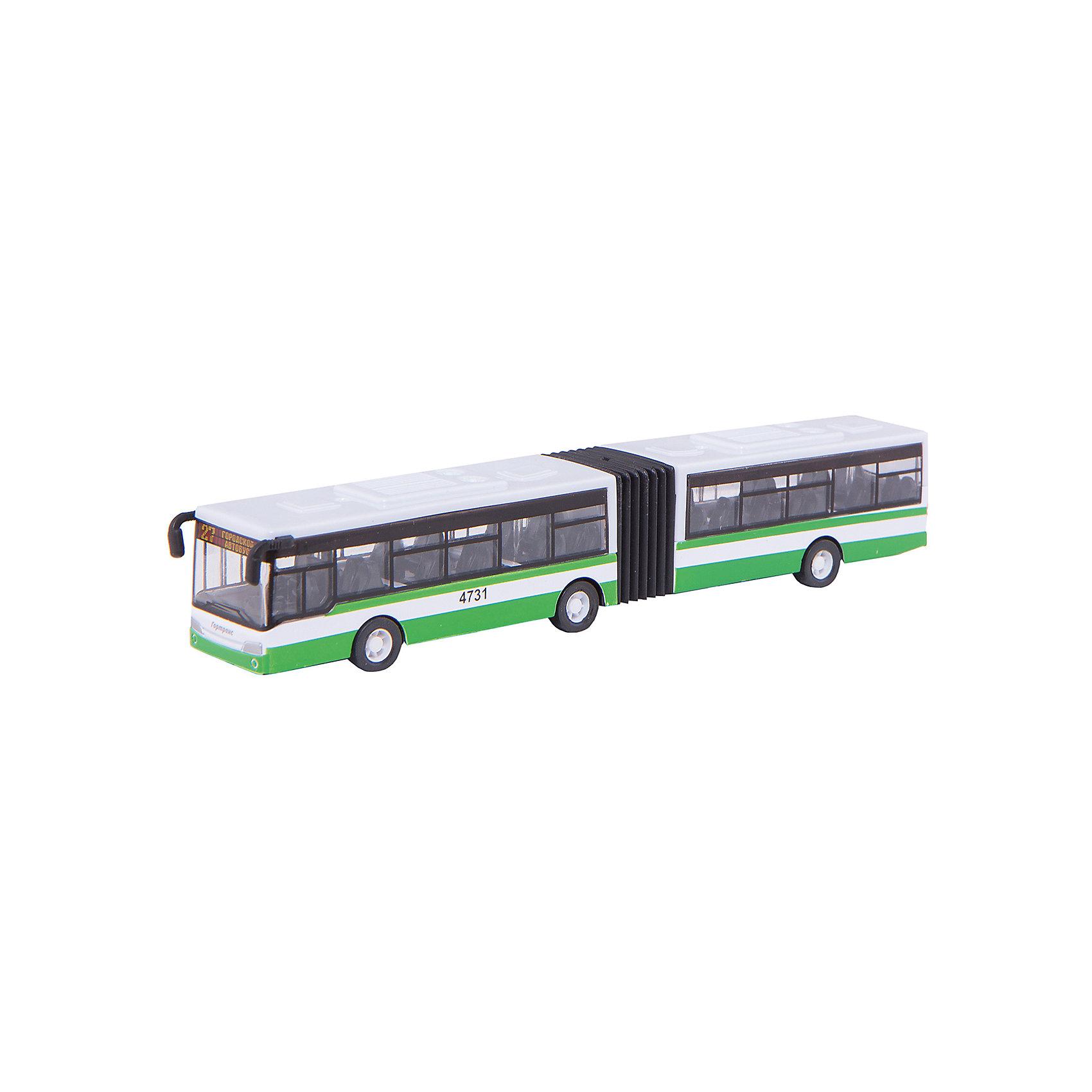 Автобус с гармошкой, Технопарк