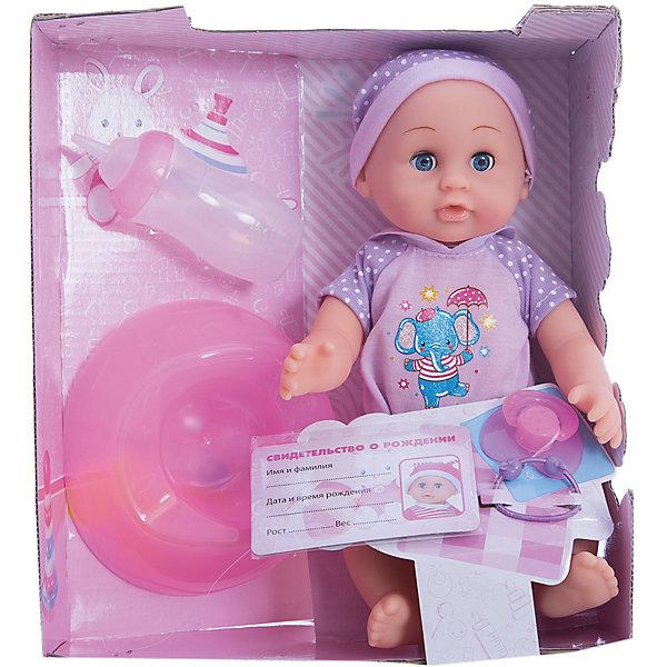Пупс, 25 см, 3 функции, КарапузКуклы<br>Порадовать девочку просто - подарите ей такую куклу. С её помощью девочка будет осваивать базовые навыки общения, ухода за собой и заботы о других.<br>Изделие представляет собой симпатичную куклу с хорошей детализацией из прочного пластика. Она умеет пить и писать, поэтому к ней прилагаются горшок, бутылочка и памперс! Изделие произведено из качественных материалов, безопасных для ребенка.<br><br>Дополнительная информация:<br><br>цвет: разноцветный;<br>материал: пластик, текстиль;<br>комплектация: кукла, одежда, горшок, соска;<br>размер упаковки: 120 x 250 x 250 мм.<br><br>Пупса, 25 см, 3 функции, от бренда Карапуз можно купить в нашем магазине.<br>Ширина мм: 120; Глубина мм: 250; Высота мм: 220; Вес г: 520; Возраст от месяцев: 36; Возраст до месяцев: 2147483647; Пол: Женский; Возраст: Детский; SKU: 5002253;
