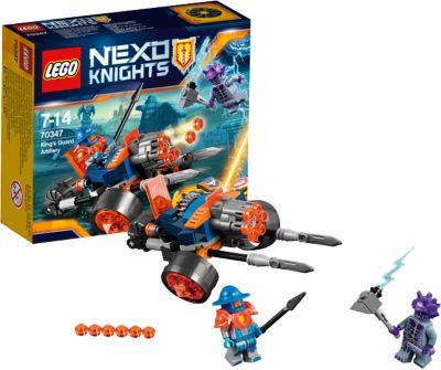 LEGO NEXO KNIGHTS 70347: Самоходная артиллерийская установка королевской гвардии