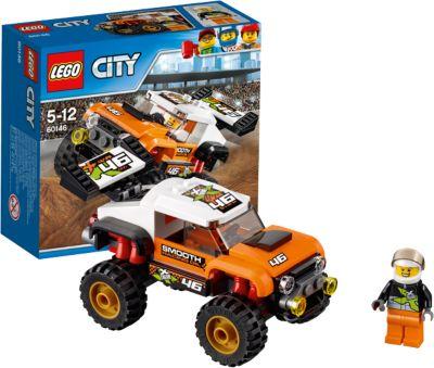 Lego City 60146: Внедорожник Каскадера