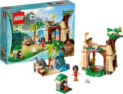 LEGO Disney Princesses 41149: Приключения Моаны на затерянном острове фото-1