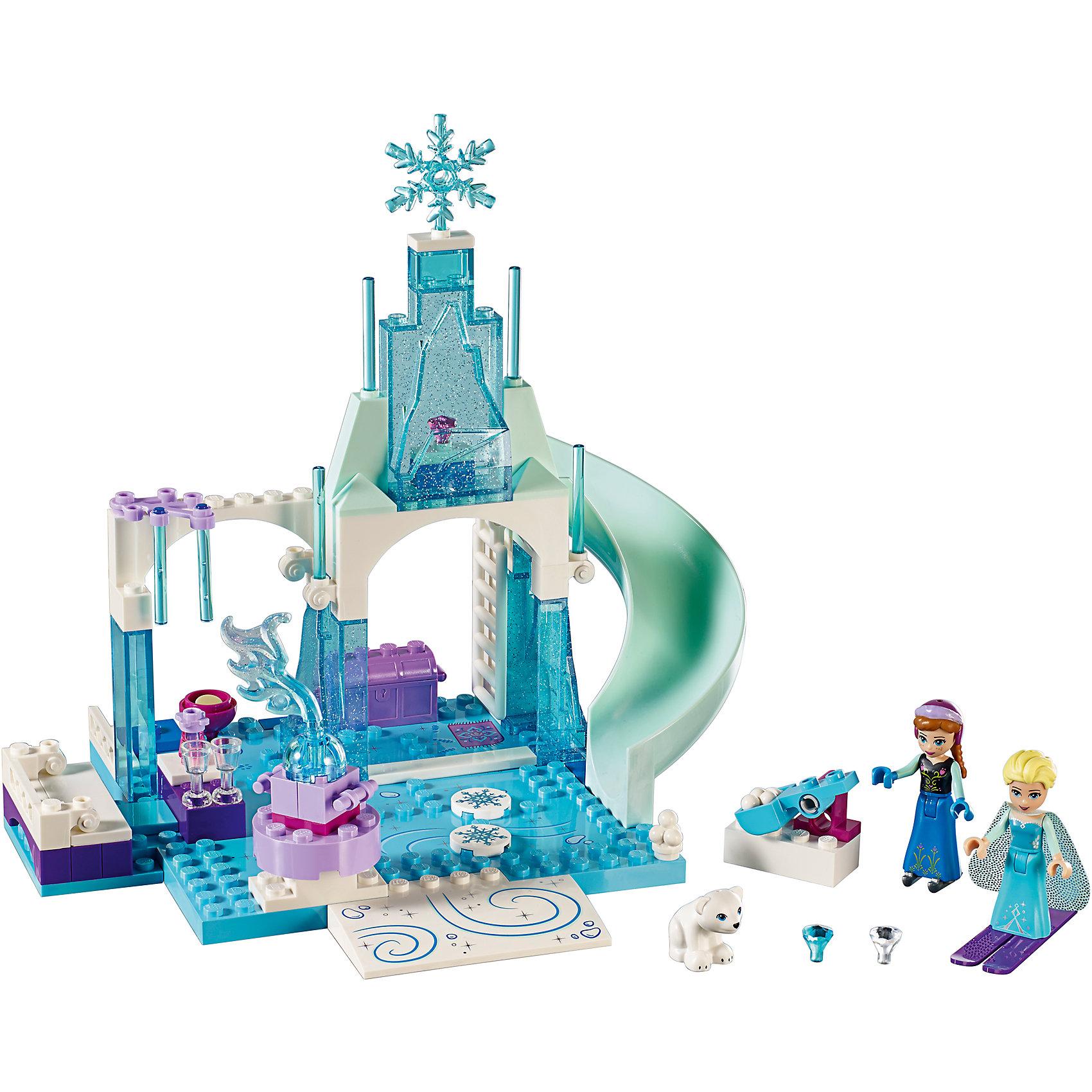 LEGO Juniors 10736: Игровая площадка Эльзы и Анны от myToys