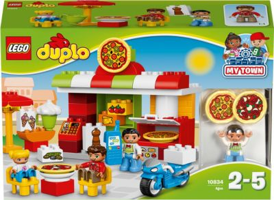 Lego Duplo 10834: ѕиццери¤