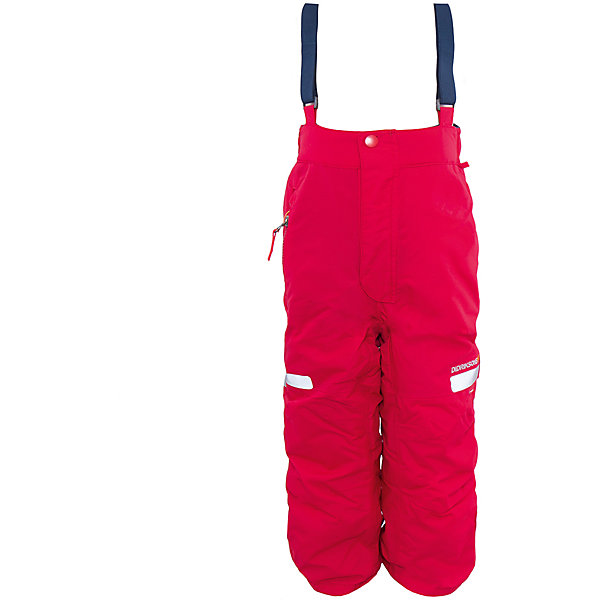 Брюки Amitola для девочки DIDRIKSONSВерхняя одежда<br>Характеристики товара:<br><br>• цвет: розовый<br>• материал: 100% полиамид, подкладка 100% полиэстер<br>• утеплитель: 120 г/м<br>• сезон: зима<br>• температурный режим от +5 до -20С<br>• непромокаемая и непродуваемая мембранная ткань<br>• резинки для ботинок<br>• дополнительная пропитка верха<br>• прокленные швы<br>• талия и низ штанин регулируется<br>• внутренние гетры<br>• ширинка на молнии<br>• фиксированные лямки<br>• светоотражающие детали<br>• можно увеличить длину штанин на один размер <br>• страна бренда: Швеция<br>• страна производства: Китай<br><br>Такие брюки незаменимы в холодную и сырую погоду! Это не только стильно, но еще и очень комфортно, а также тепло. Они обеспечат ребенку удобство при прогулках и активном отдыхе зимой. Брюки от шведского производителя легко трансформируются под рост ребенка и погодные условия.<br>Модель сшита из мембранной ткани, которая позволяет телу дышать, но при этом не промокает и не продувается. Очень стильная и удобная модель! Изделие качественно выполнено, сделано из безопасных для детей материалов. <br><br>Брюки для девочки от бренда DIDRIKSONS можно купить в нашем интернет-магазине.<br>Ширина мм: 215; Глубина мм: 88; Высота мм: 191; Вес г: 336; Цвет: розовый; Возраст от месяцев: 18; Возраст до месяцев: 24; Пол: Женский; Возраст: Детский; Размер: 90,100,80; SKU: 5003870;
