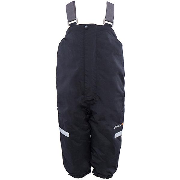 Брюки Ayasha DIDRIKSONSВерхняя одежда<br>Характеристики товара:<br><br>• цвет: черный<br>• материал: 100% полиамид, подкладка 100% полиэстер<br>• утеплитель: 120 г/м<br>• сезон: зима<br>• температурный режим от +5 до -20С<br>• непромокаемая и непродуваемая мембранная ткань<br>• дополнительная пропитка верха<br>• прокленные швы<br>• талия и низ штанин регулируется<br>• внутренние гетры<br>• ширинка на молнии<br>• светоотражающие детали<br>• можно увеличить длину штанин на один размер <br>• страна бренда: Швеция<br>• страна производства: Китай<br><br>Такие брюки незаменимы в холодную и сырую погоду! Это не только стильно, но еще и очень комфортно, а также тепло. Они обеспечат ребенку удобство при прогулках и активном отдыхе зимой. Брюки от шведского производителя легко трансформируются под рост ребенка и погодные условия.<br>Модель сшита из мембранной ткани, которая позволяет телу дышать, но при этом не промокает и не продувается. Очень стильная и удобная модель! Изделие качественно выполнено, сделано из безопасных для детей материалов. <br><br>Брюки от бренда DIDRIKSONS можно купить в нашем интернет-магазине.<br><br>Ширина мм: 215<br>Глубина мм: 88<br>Высота мм: 191<br>Вес г: 336<br>Цвет: черный<br>Возраст от месяцев: 36<br>Возраст до месяцев: 48<br>Пол: Мужской<br>Возраст: Детский<br>Размер: 100,80,120,110,90<br>SKU: 5003890