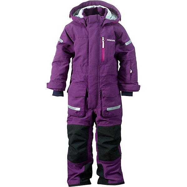 Комбинезон Lompe для девочки DIDRIKSONSВерхняя одежда<br>Характеристики товара:<br><br>• цвет: красный<br>• материал: 100% полиамид, подкладка 100% полиэстер<br>• утеплитель: 140 г/м<br>• сезон: зима<br>• температурный режим от +5 до -15С<br>• непромокаемая и непродуваемая мембранная ткань<br>• резинки для ботинок<br>• дополнительная пропитка верха<br>• прокленные швы<br>• регулируемый съемный капюшон<br>• талия, манжеты и ширина брючины регулируется<br>• внутренние гетры<br>• внутренние трикотажные манжеты<br>• фронтальная молния под планкой<br>• светоотражающие детали<br>• можно увеличить длину рукавов и штанин на один размер <br>• страна бренда: Швеция<br>• страна производства: Китай<br><br>Такой комбинезон незаменим зимой! Это не только стильно, но еще и очень комфортно, а также тепло. Он обеспечит ребенку удобство при прогулках и активном отдыхе зимой. Комбинезон от шведского производителя легко трансформируется под рост ребенка и погодные условия.<br>Модель сшита из мембранной ткани, которая позволяет телу дышать, но при этом не промокает и не продувается. Очень стильная и удобная модель! Изделие качественно выполнено, сделано из безопасных для детей материалов. <br><br>Комбинезон для девочки от бренда DIDRIKSONS можно купить в нашем интернет-магазине.<br><br>Ширина мм: 356<br>Глубина мм: 10<br>Высота мм: 245<br>Вес г: 519<br>Цвет: лиловый<br>Возраст от месяцев: 72<br>Возраст до месяцев: 84<br>Пол: Женский<br>Возраст: Детский<br>Размер: 120,80,110,100,90<br>SKU: 5003929