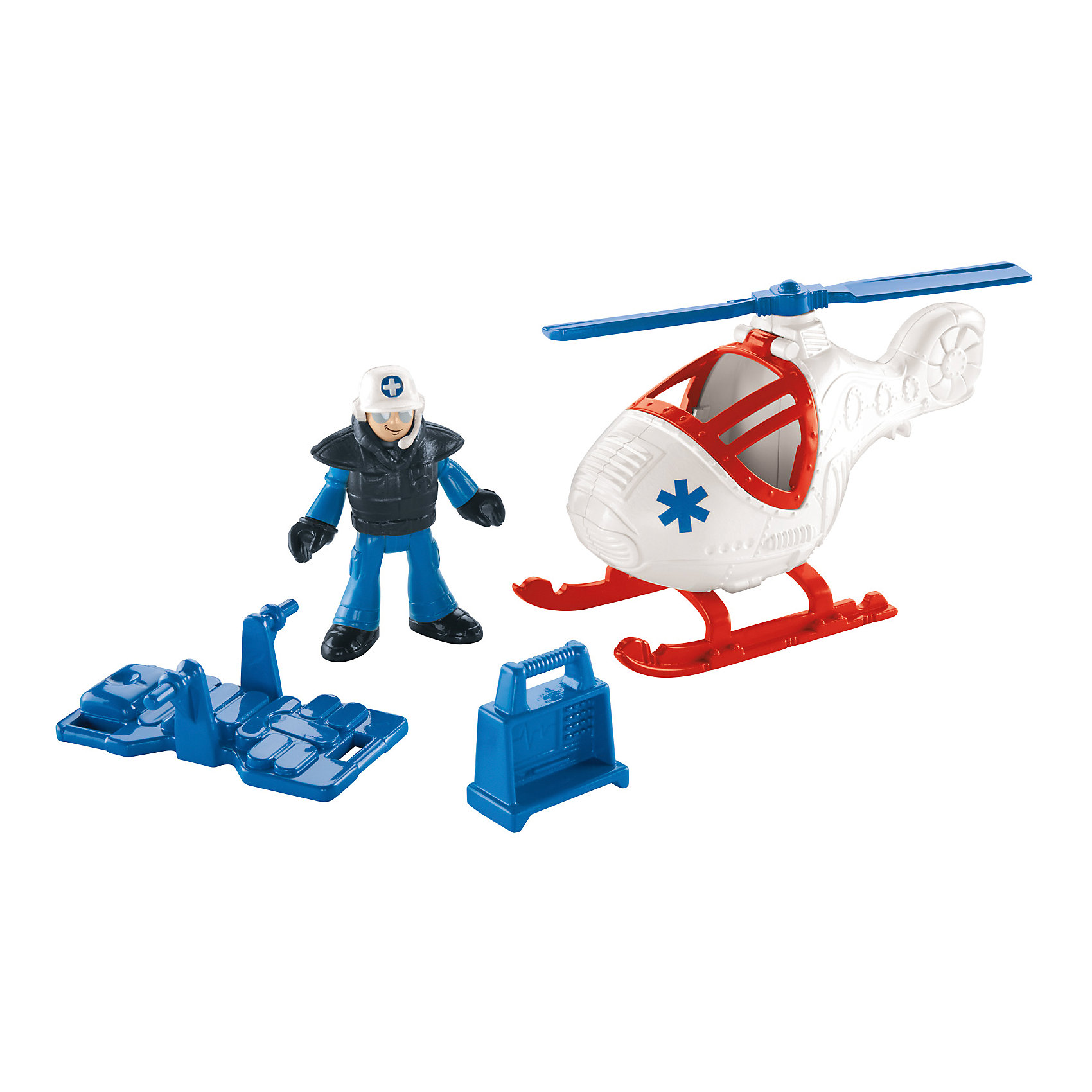 Mattel Базовый игровой набор Городские спасатели, Imaginext, Fisher Price theodore gilliland fisher investments on utilities
