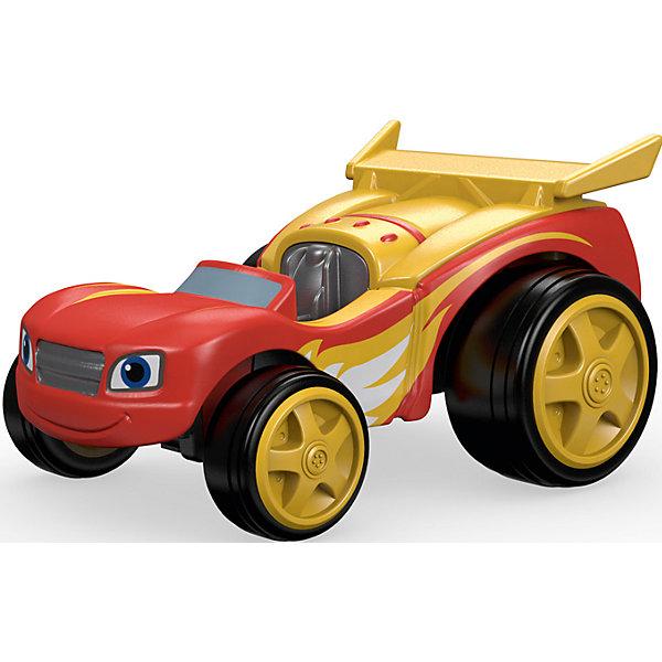 Купить Гоночный автомобиль Вспыш, Fisher Price, Вспыш и чудо-машинки, Mattel, Китай, Мужской