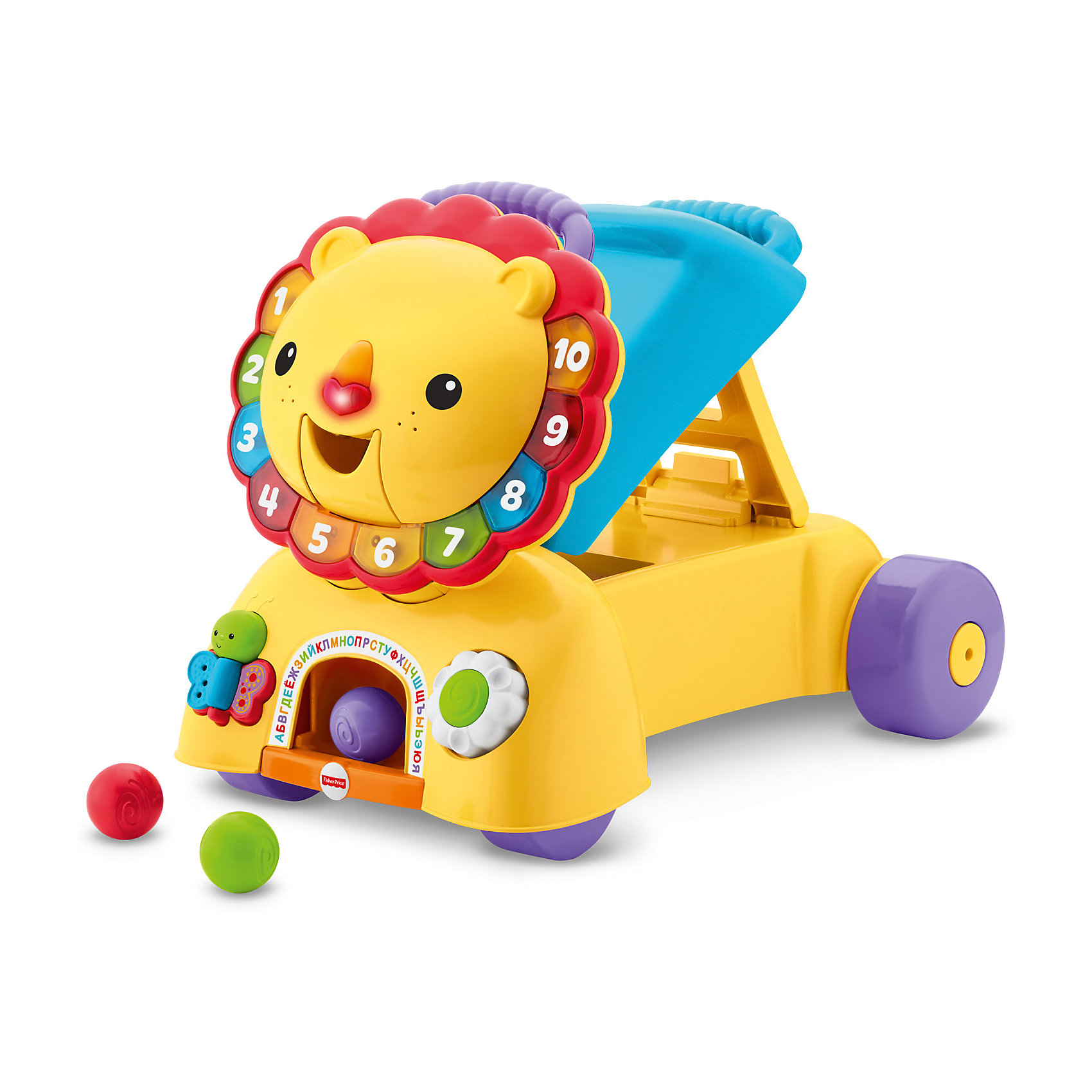 Ходунки Лев, Fisher Price