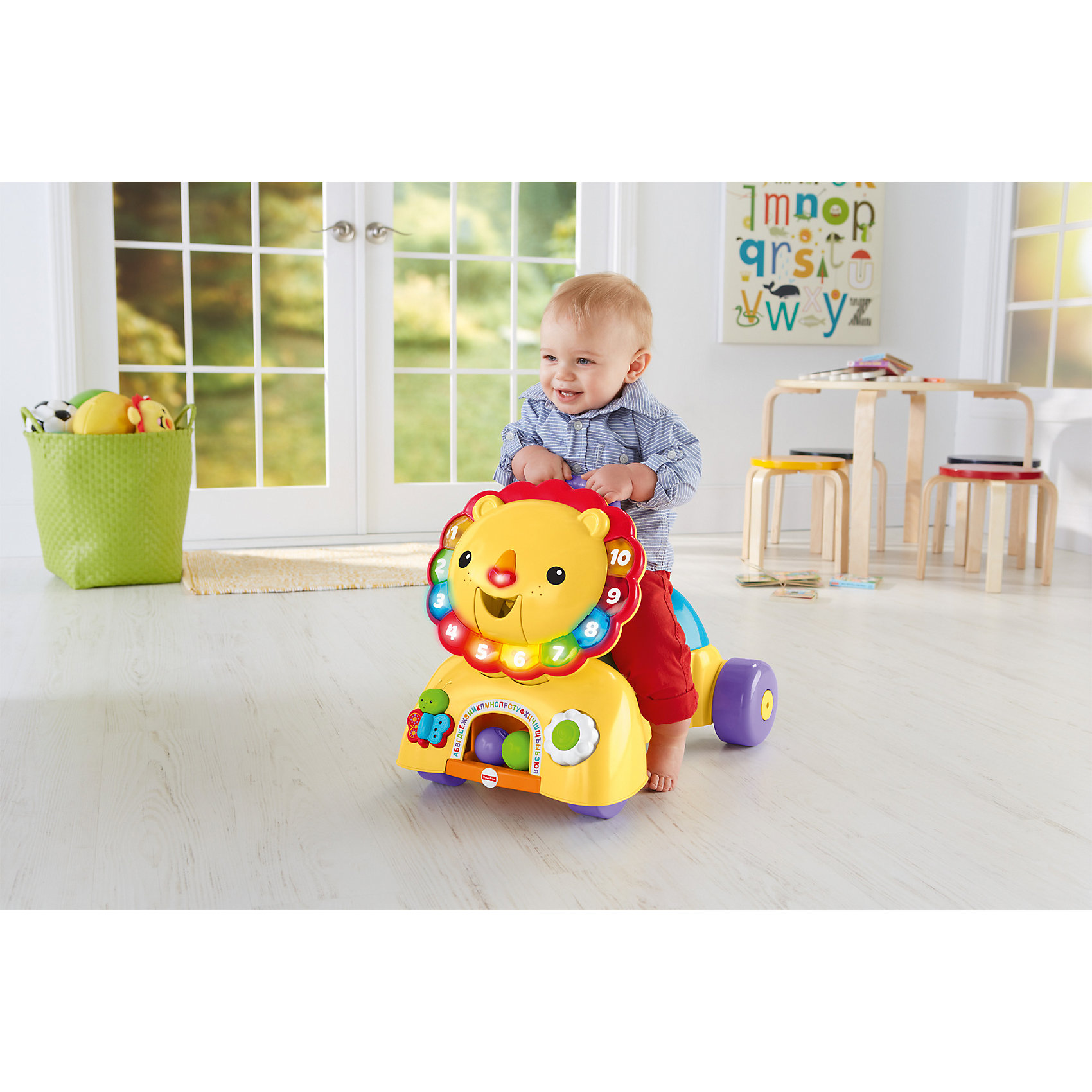 ������� ���, Fisher Price (Mattel)