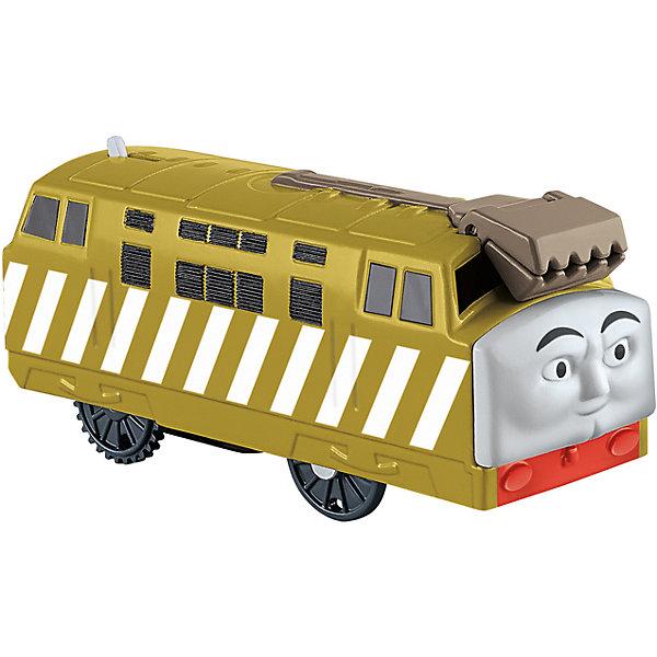 Моторизированный паровозик, Томас и его друзьяТомас и его друзья<br>Железная дорога – увлекательная игра, знакомая многим родителям с детства. Моторизированные паровозики – новое слово техники в сфере детских игрушек. Томас , веселый паровозик, ездит по железной дороге вместе со своими друзьями. В наборе представлено 6 игрушек. Все модели упакованы в удобную картонную коробку, компактного размера, подходящую для хранения. Материалы, использованные при изготовлении игрушек, сертифицированы, полностью безопасны для детей и отвечают всем требованиям по качеству.<br><br>Дополнительная информация: <br><br>цвет: разноцветный;<br>возраст: 3+;<br>количество: 6 штук;<br>материал: высококачественный пластик.<br>Моторизированные паровозики «Томас и его друзья» от компании Mattel можно приобрести в нашем магазине<br><br>Ширина мм: 45<br>Глубина мм: 210<br>Высота мм: 140<br>Вес г: 166<br>Возраст от месяцев: 36<br>Возраст до месяцев: 120<br>Пол: Унисекс<br>Возраст: Детский<br>SKU: 5004515